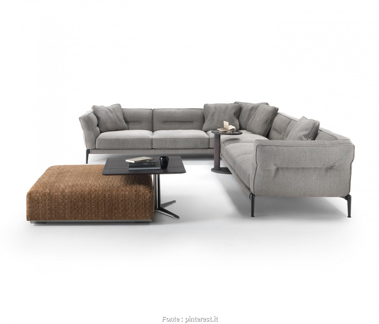 Adda Divano Componibile, Costoso ADDA, Designer Sofas From Flexform, All Information, High-Resolution Images, CADs, Catalogues, Contact Information, Find Your Nearest