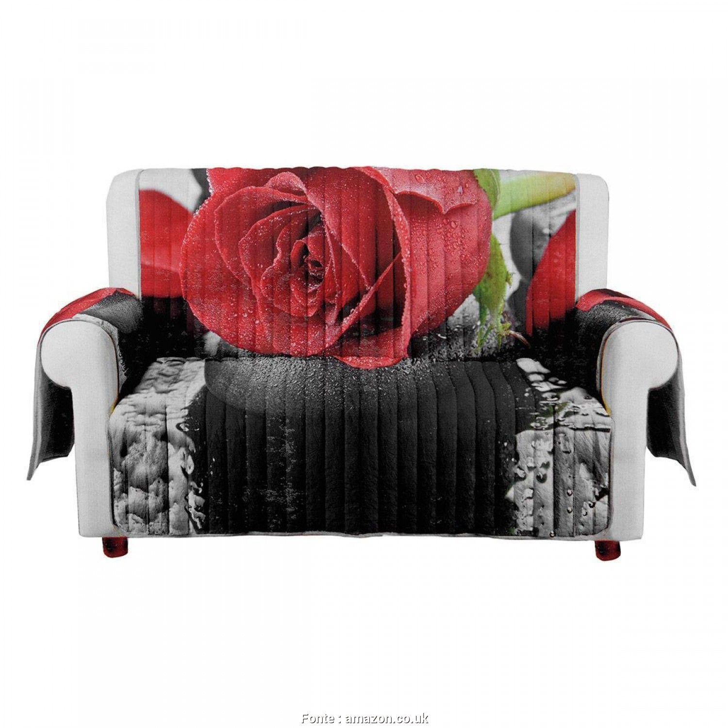 Amazon Salvadivano, Ideale Quilted Sofa 3 Seater Pink Of Marta Marzotto Salvadivano Q496: Amazon.Co.Uk: Kitchen & Home