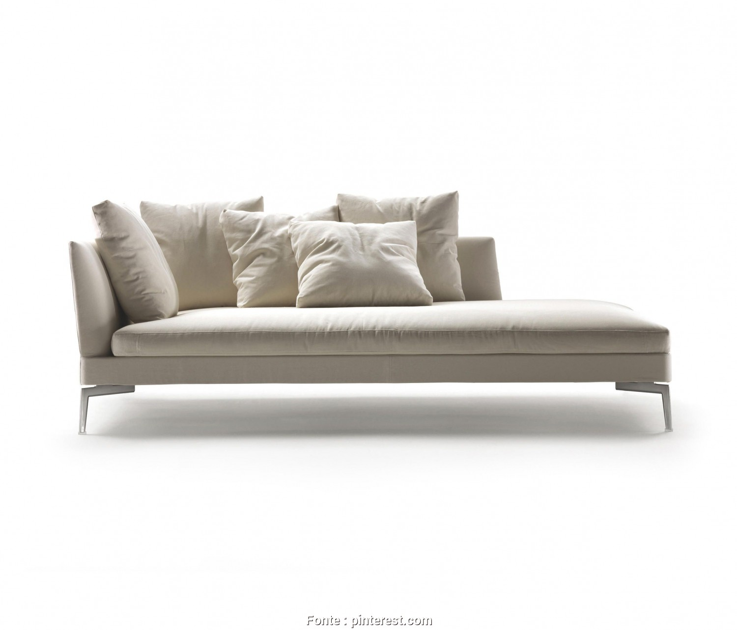 Arild Dormeuse Ikea, Deale Feel Good Large Dormeuse By Flexform, Recamieres, Setting
