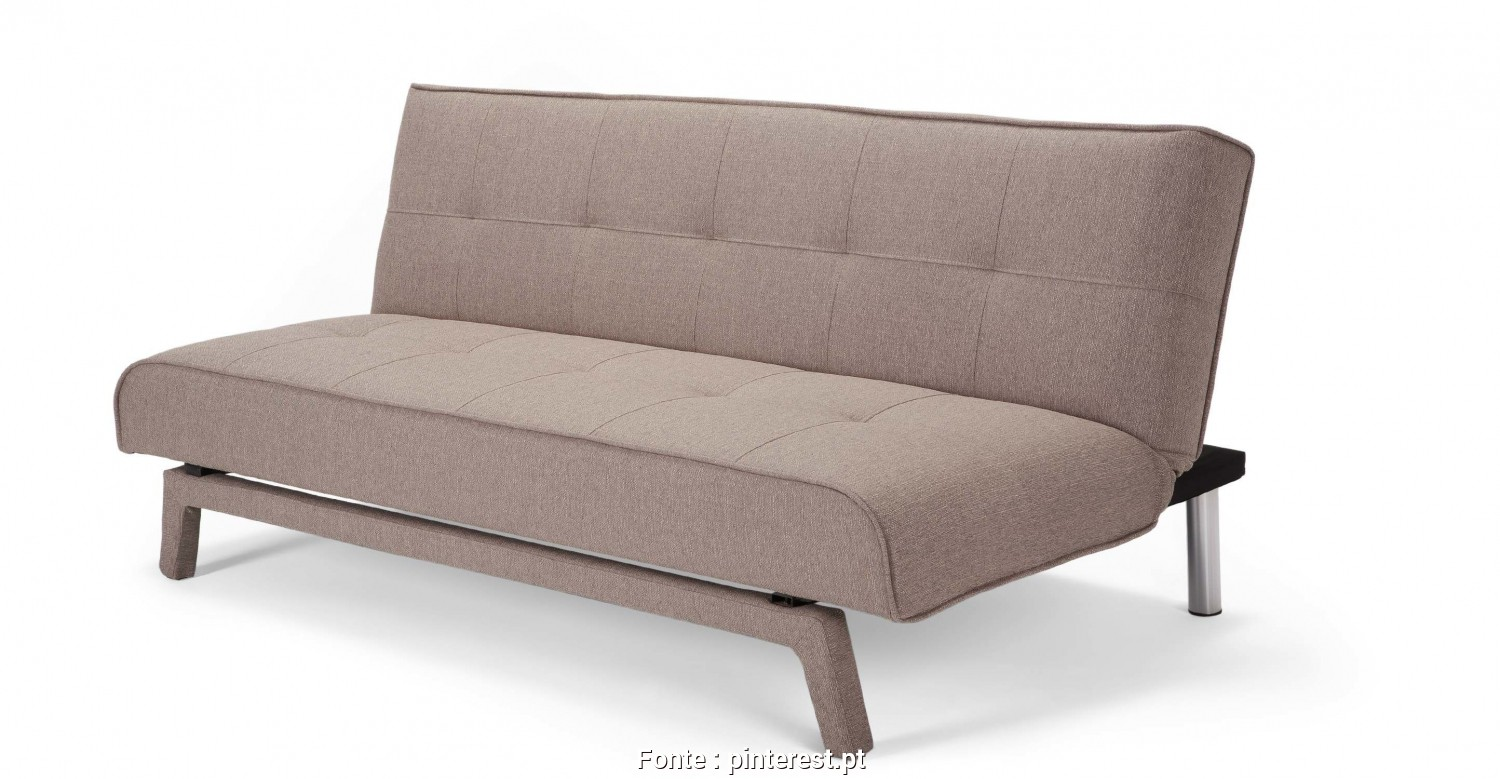 Asarum Ikea Ch, Completare MADE Sofa Bed, Eider Brown. Fabric. Yoko Sofa Beds Collection From