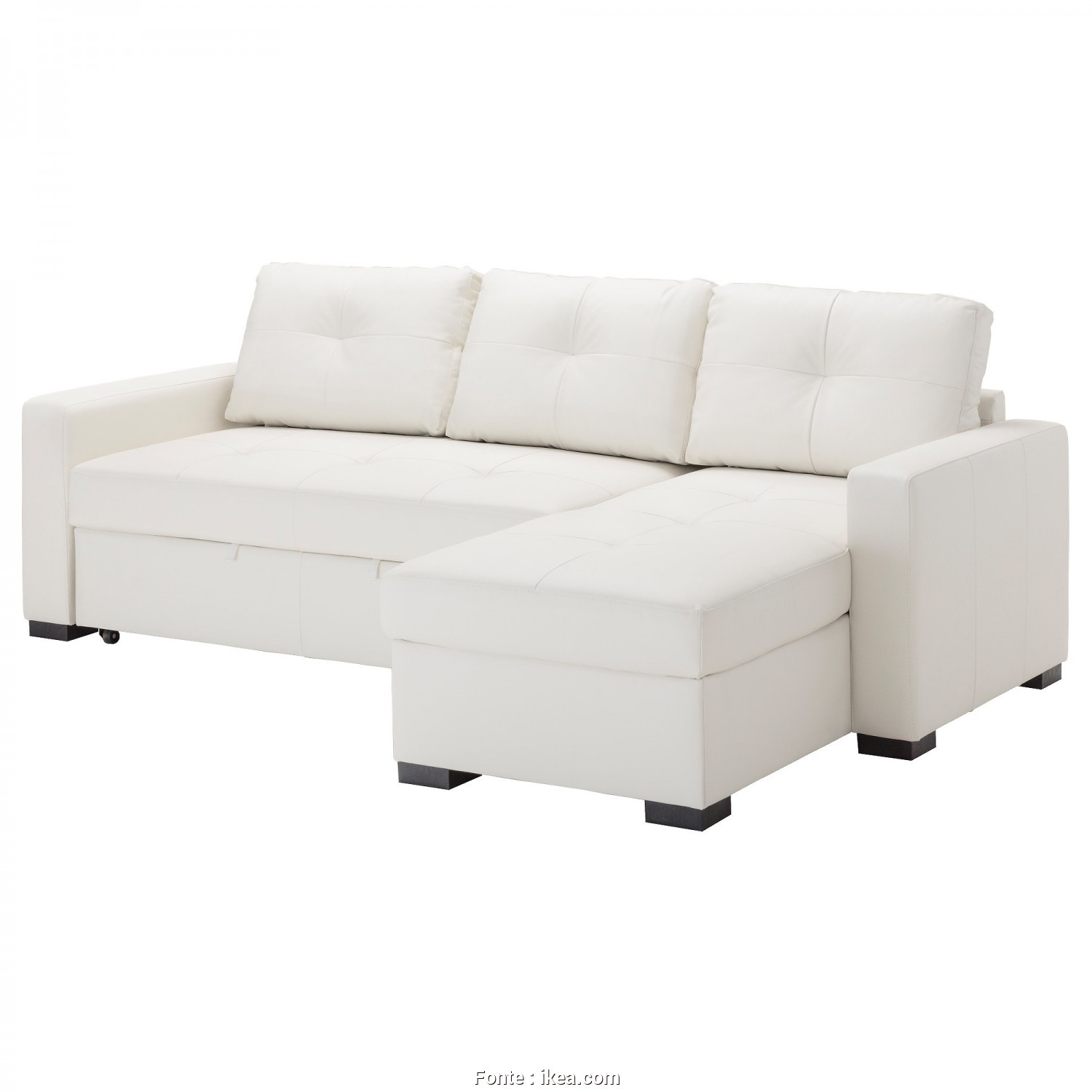 Backabro Ikea Beograd, Deale IKEA RAGUNDA Corner Sofa-Bed With Storage Sofa, Chaise Longue, Double, In