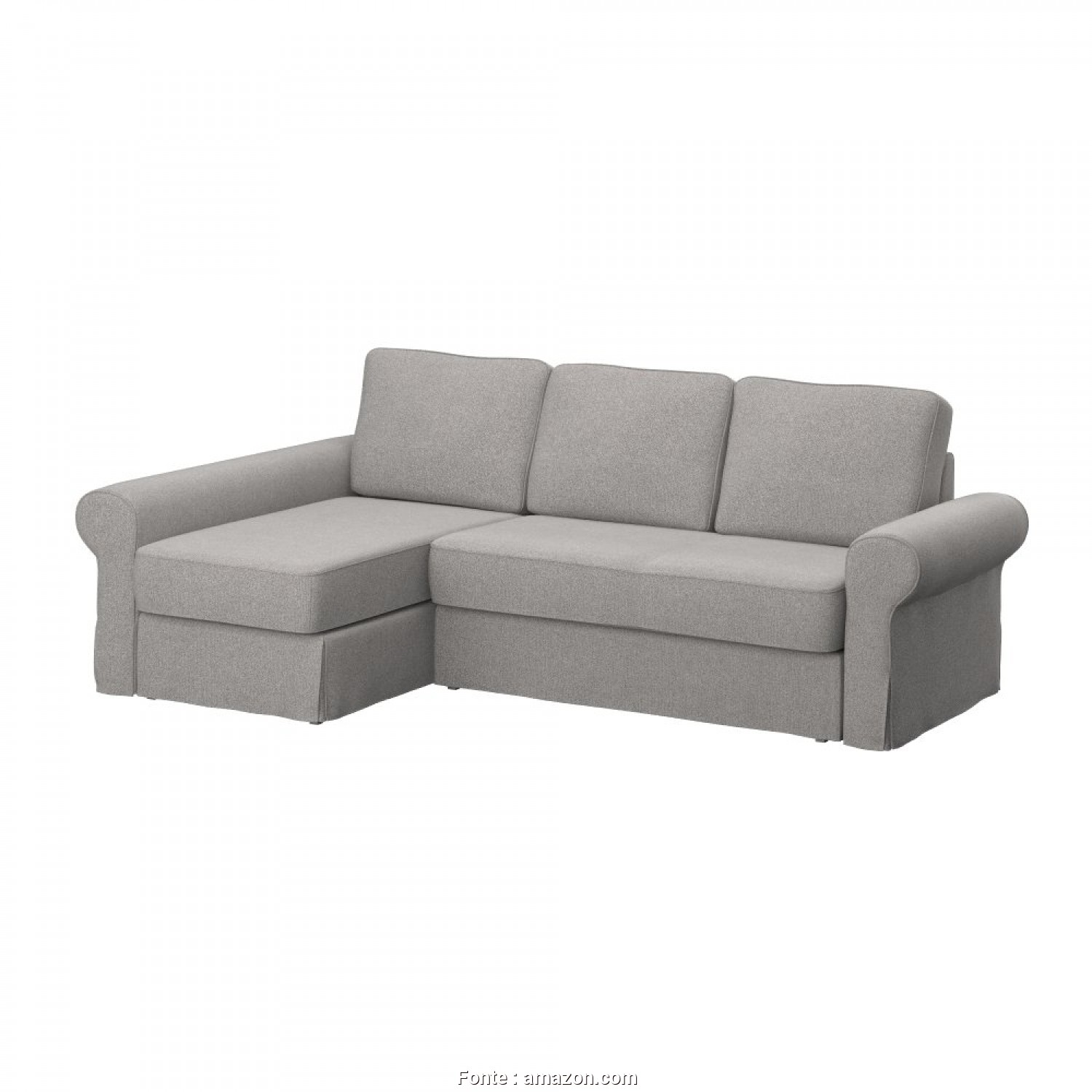Backabro Ikea Couch, Migliore Amazon.Com: Soferia, Replacement Cover, IKEA BACKABRO Sofa With Chaise Longue, Glam Stone: Home & Kitchen