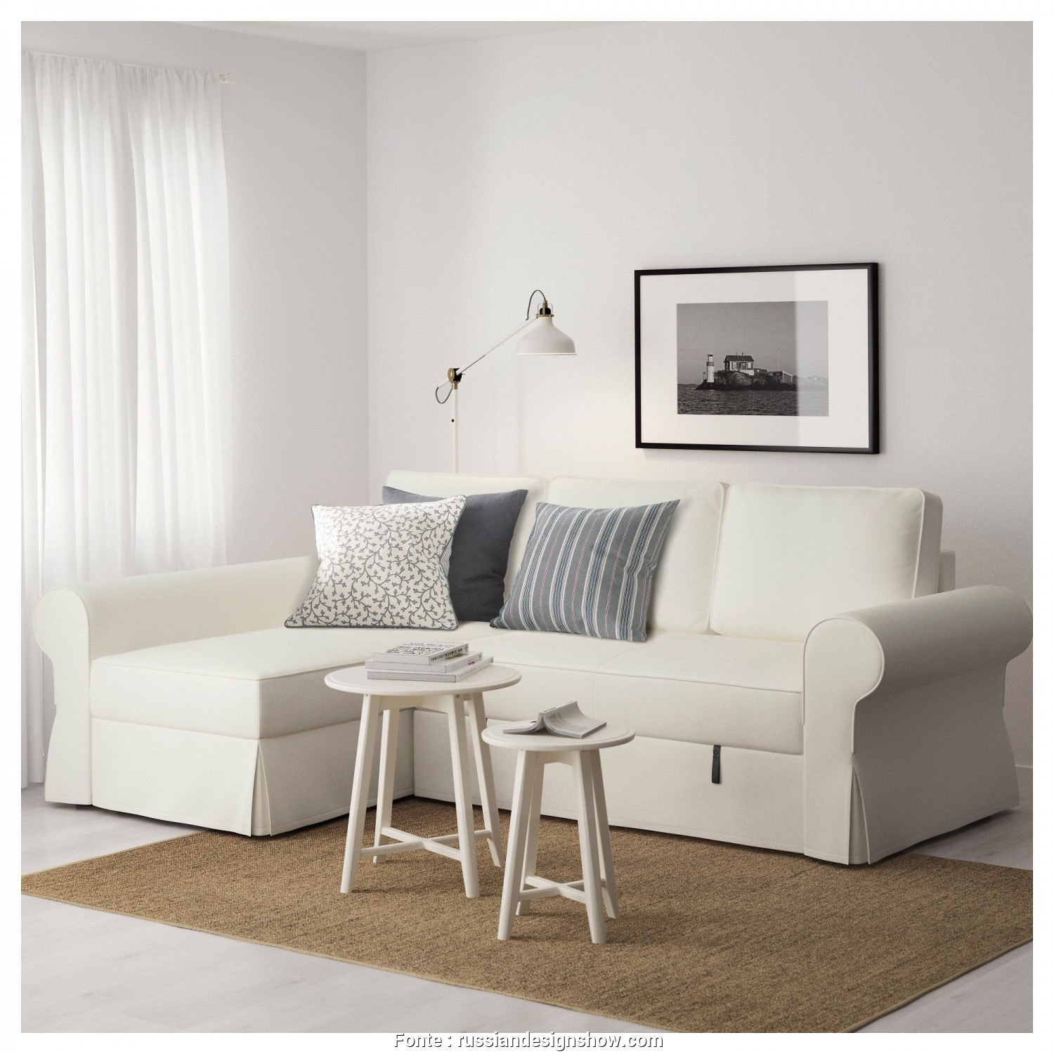 Backabro Ikea Couch, Maestoso Corner Couch Beds Unique Ikea Backabro Sofa, With Chaise Longue Cabin Pinterest