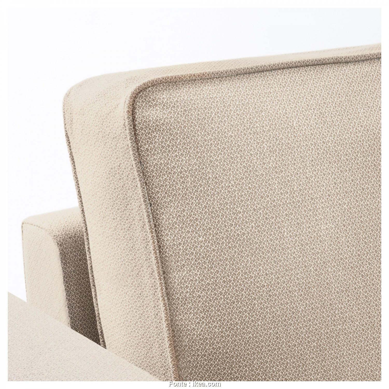 Backabro Ikea Cover, Bello BACKABRO Cover Sofa-Bed With Chaise Longue Hylte Beige