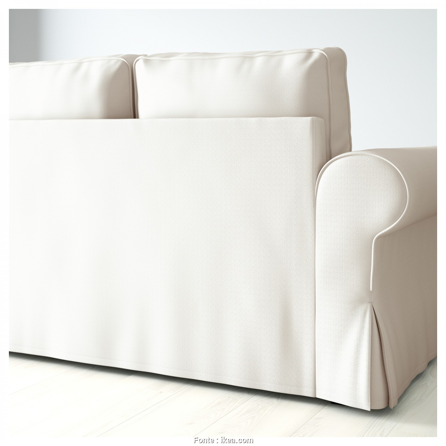 Backabro Ikea España, Bello BACKABRO Two-Seat Sofa-Bed Hylte White