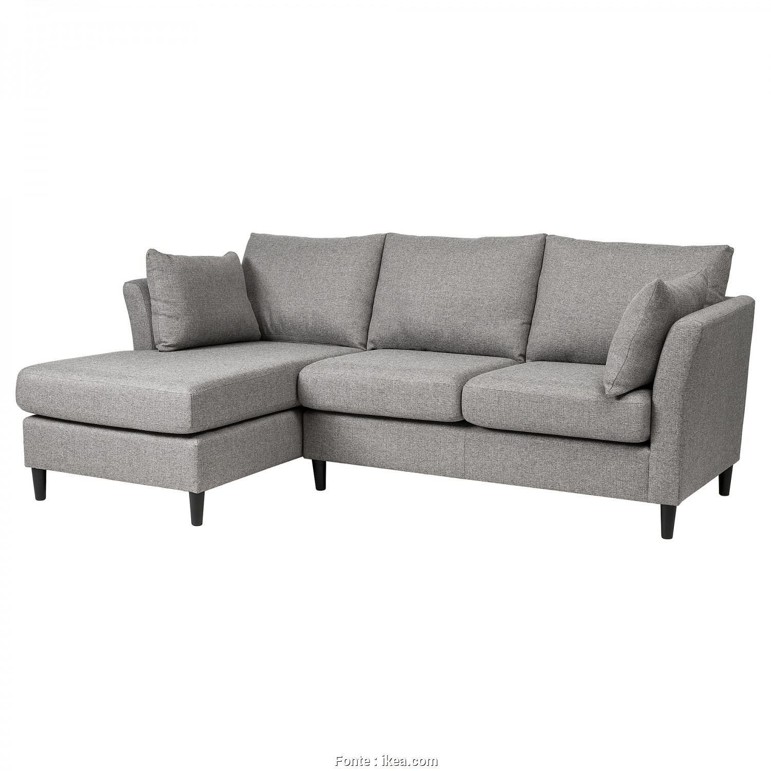 Backabro Sofa, With Chaise Longue £725 Ikea, Bellissimo IKEA BANKERYD 2-Seat Sofa W Chaise Longue, Left