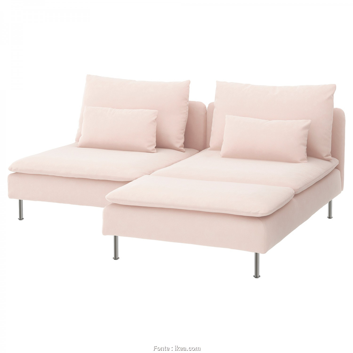 Backabro Sofa, With Chaise Longue £725 Ikea, Rustico IKEA SÖDERHAMN 3-Seat Sofa 10 Year Guarantee. Read About, Terms In The