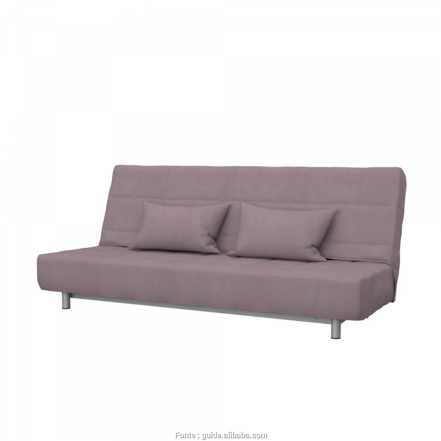 Beddinge Ikea Dimension, Loveable Get Quotations · Soferia, IKEA BEDDINGE 3-Seat Sofa-Bed Cover,, Leather Stone
