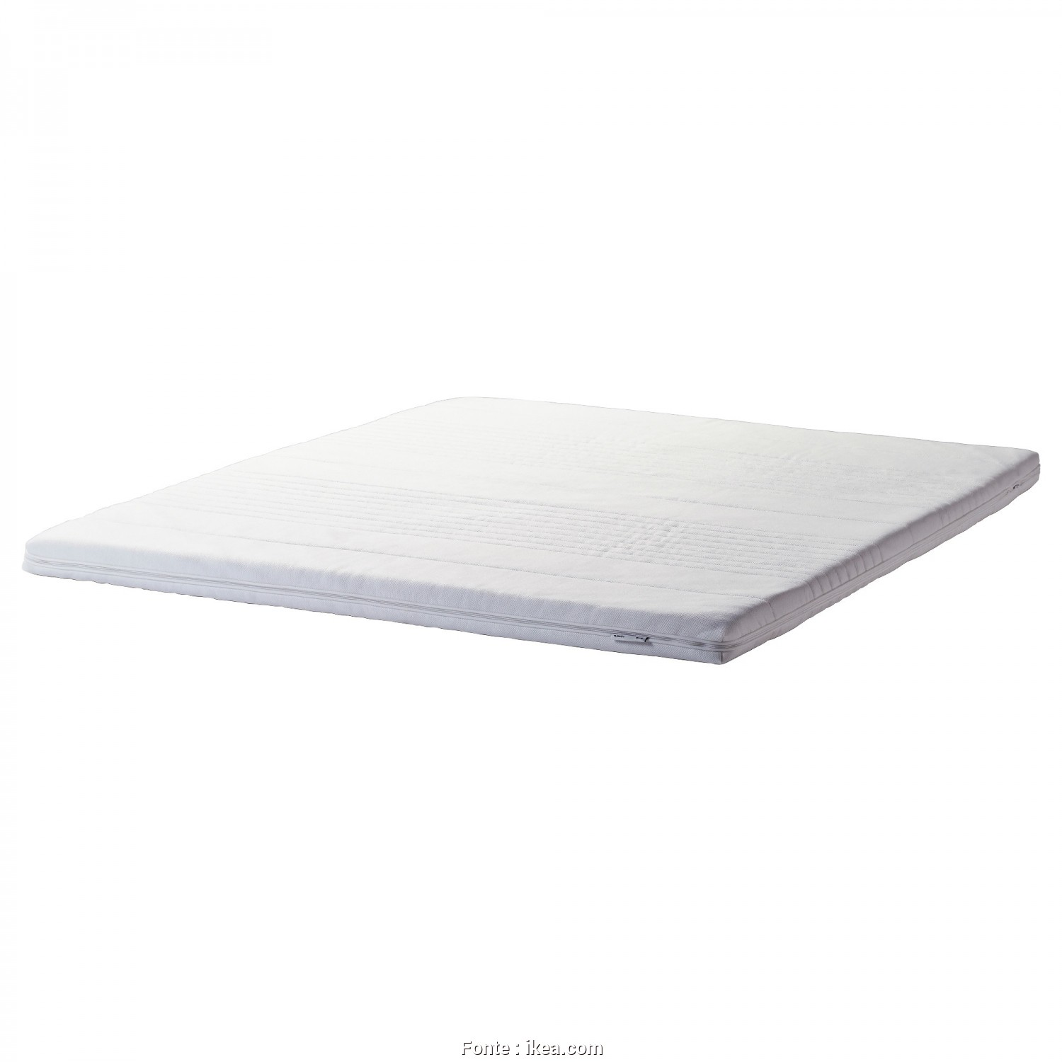 Beddinge Ikea Mattress, Loveable IKEA TUSSÖY Mattress Topper Easy To Bring Home Since It Is Roll Packed