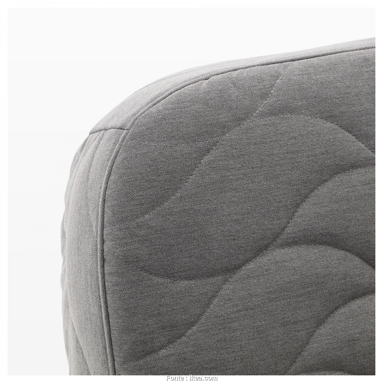 Beddinge Ikea Nyhamn, Esclusivo NYHAMN 3-Seat Sofa-Bed With Pocket Spring Mattress/Knisa Grey/Beige
