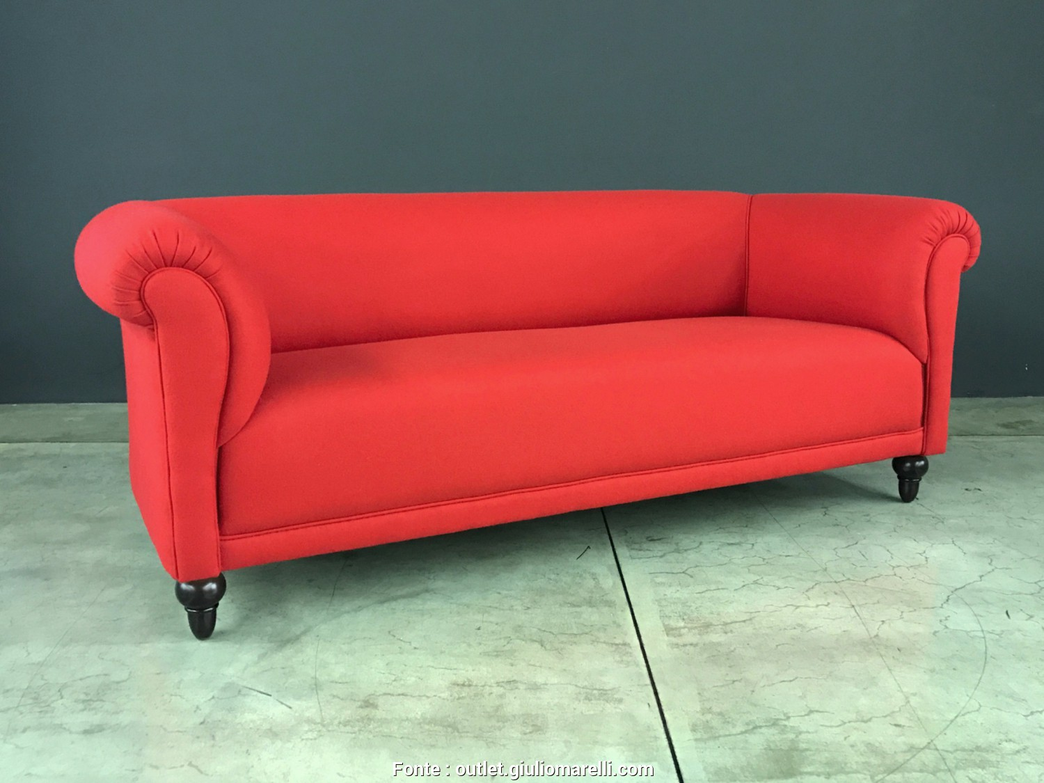 Chester Divano Vintage, Freddo Sofa Vintage Chesterfield Contract, New Chester [New Chester]