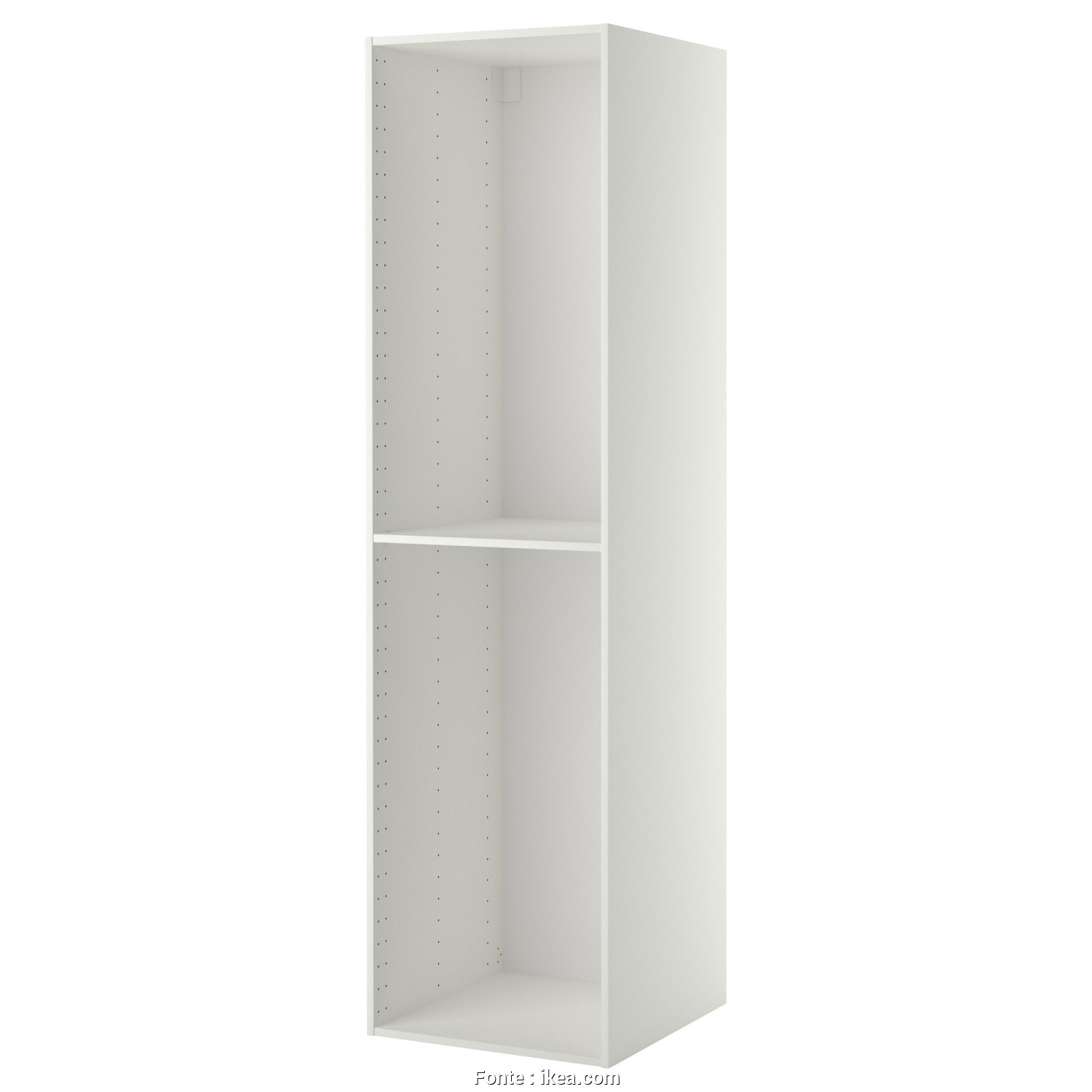 Copricuscini 60X60 Ikea, Bella IKEA METOD High Cabinet Frame 1 Reinforced Shelf Included; Increases Stability