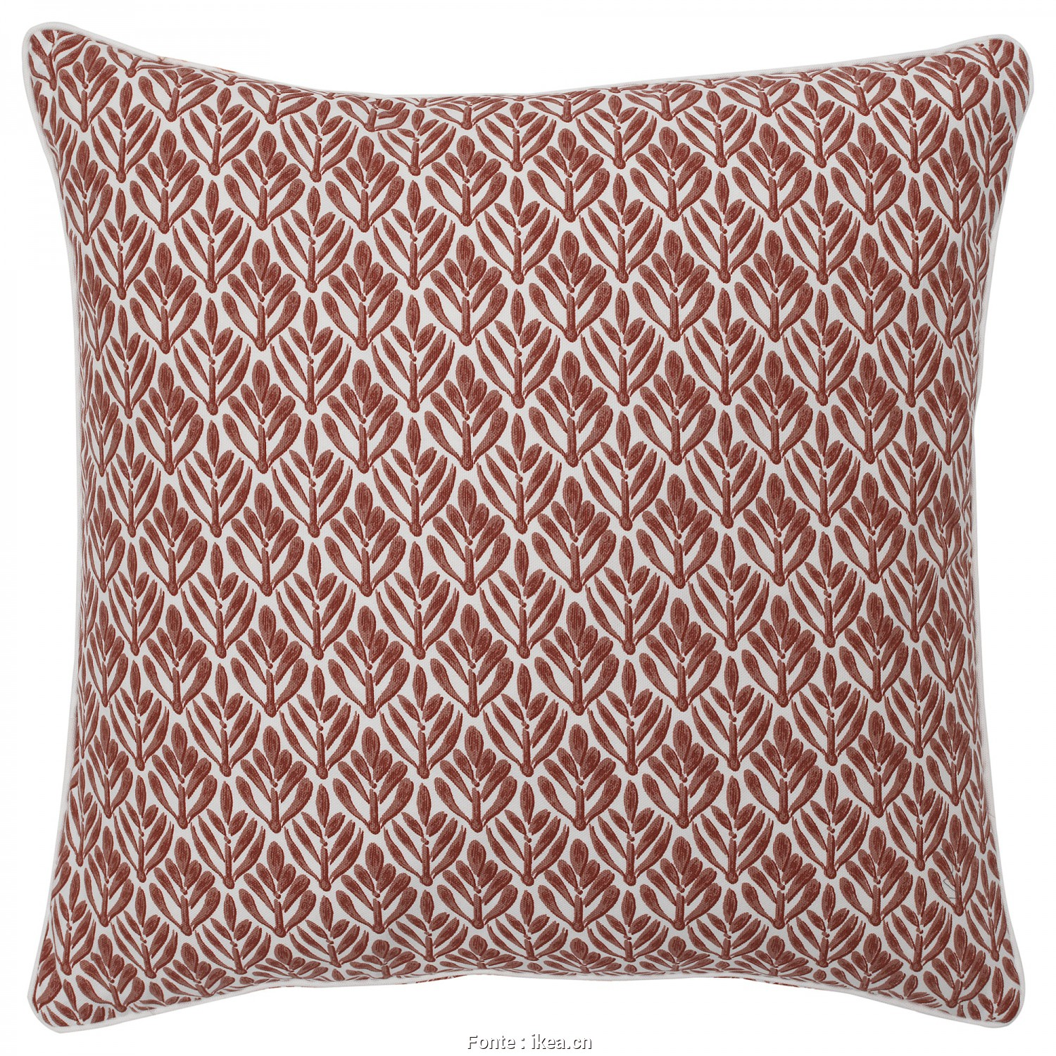 Copricuscini Ikea 50X50, Grande ÄDELCYPRESS Cushion, Red