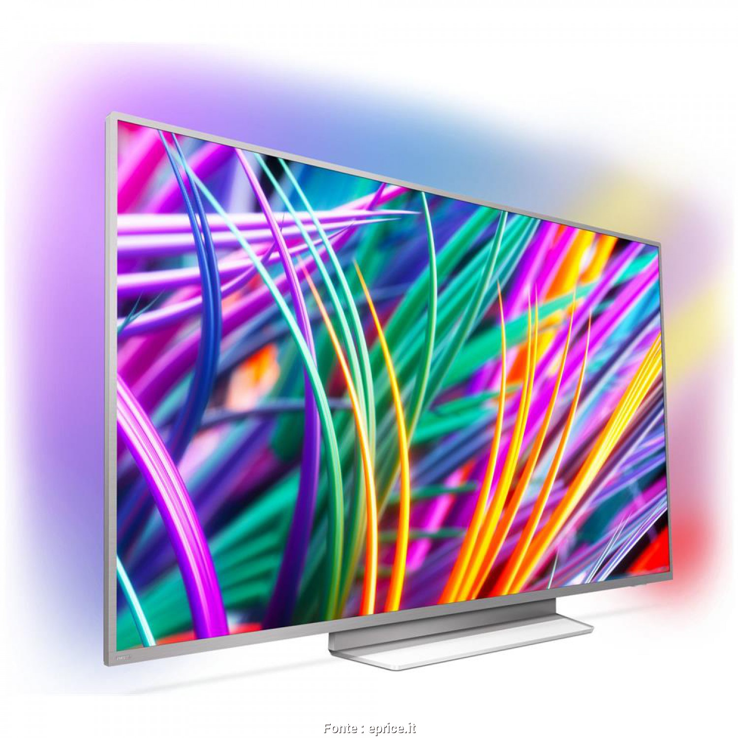 Distanza Divano Tv 50 Pollici, A Buon Mercato PHILIPS TV, Ultra HD 4K, 49PUS8303/12 Android TV Ambilight