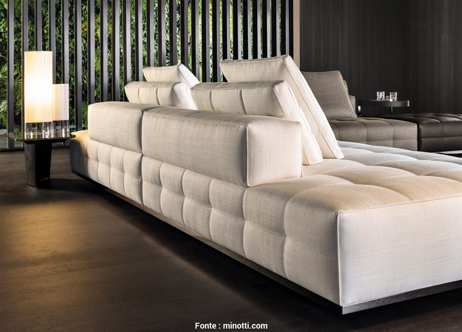 Divani Minotti Dwg, Loveable LAWRENCE SEATING SYSTEM, SOFAS, EN