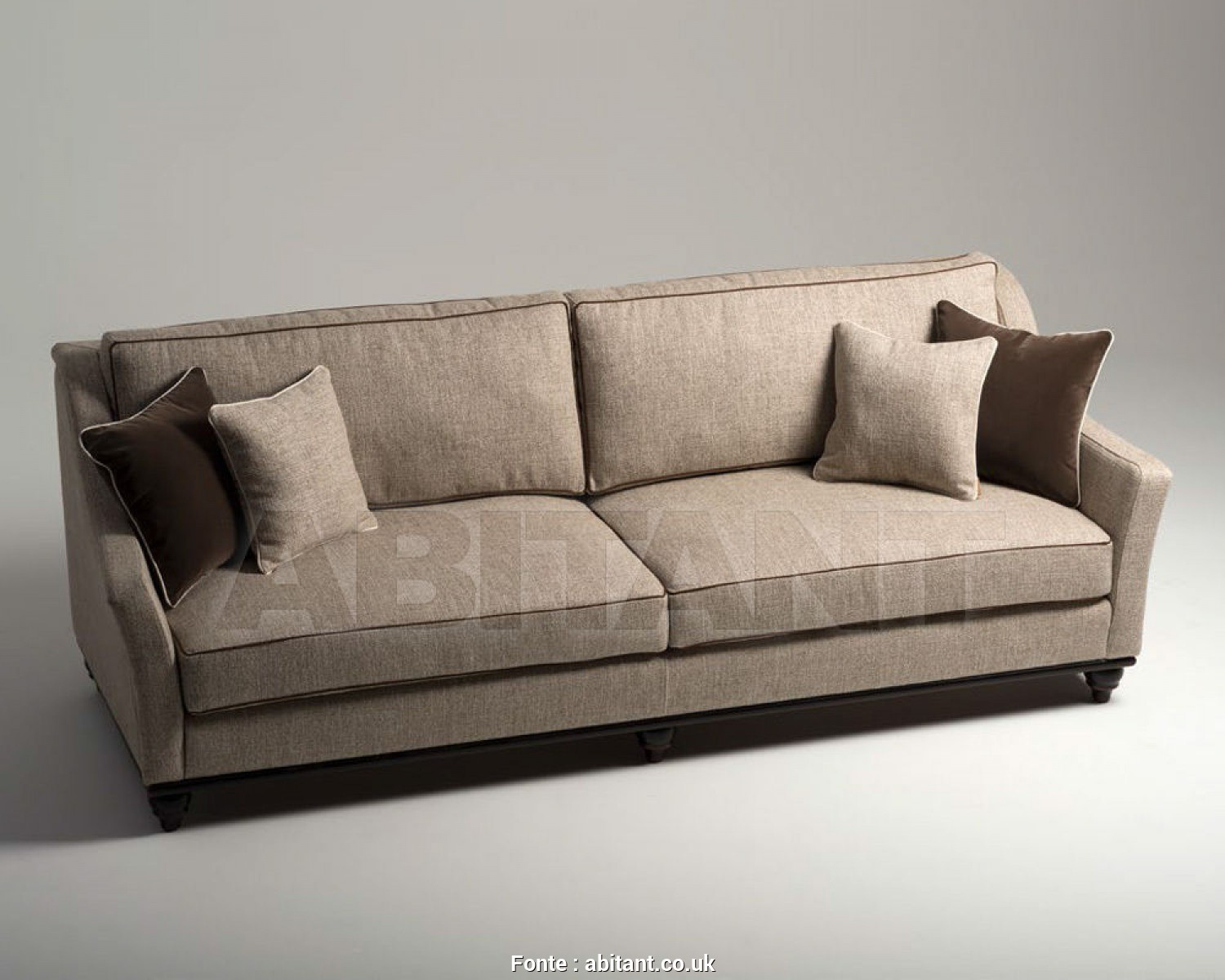 Divano 3 Posti Sofa, Deale Sofa Light Beige Mantellassi DUCALE Divano 3 Posti, : Buy, Оrder