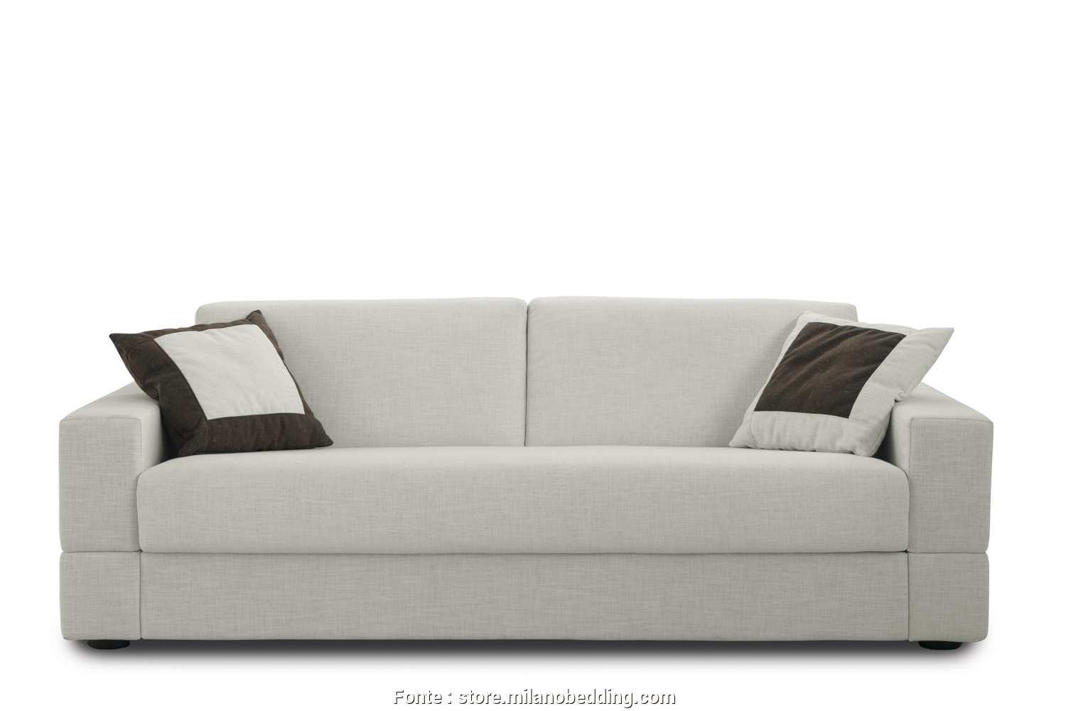 Divano 3 Seater Sofa, Eccezionale Brian Is, Or 3-Seater Sofa, With Sprung Mattress, Compact