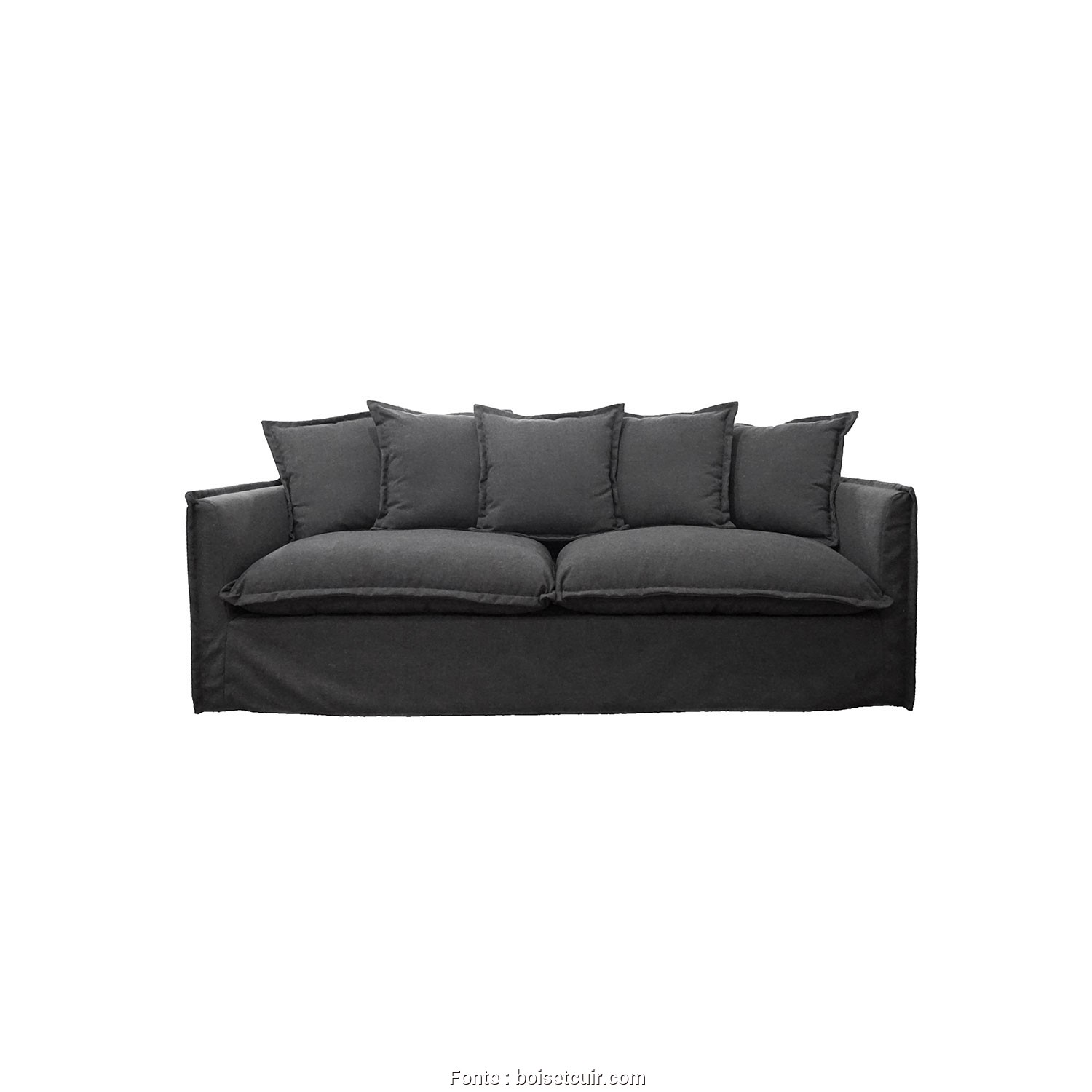 Divano 3 Seater Sofa, Costoso Divano 3 Seater Sofa, 83*39*35, (Upholstered Polyester/Linen