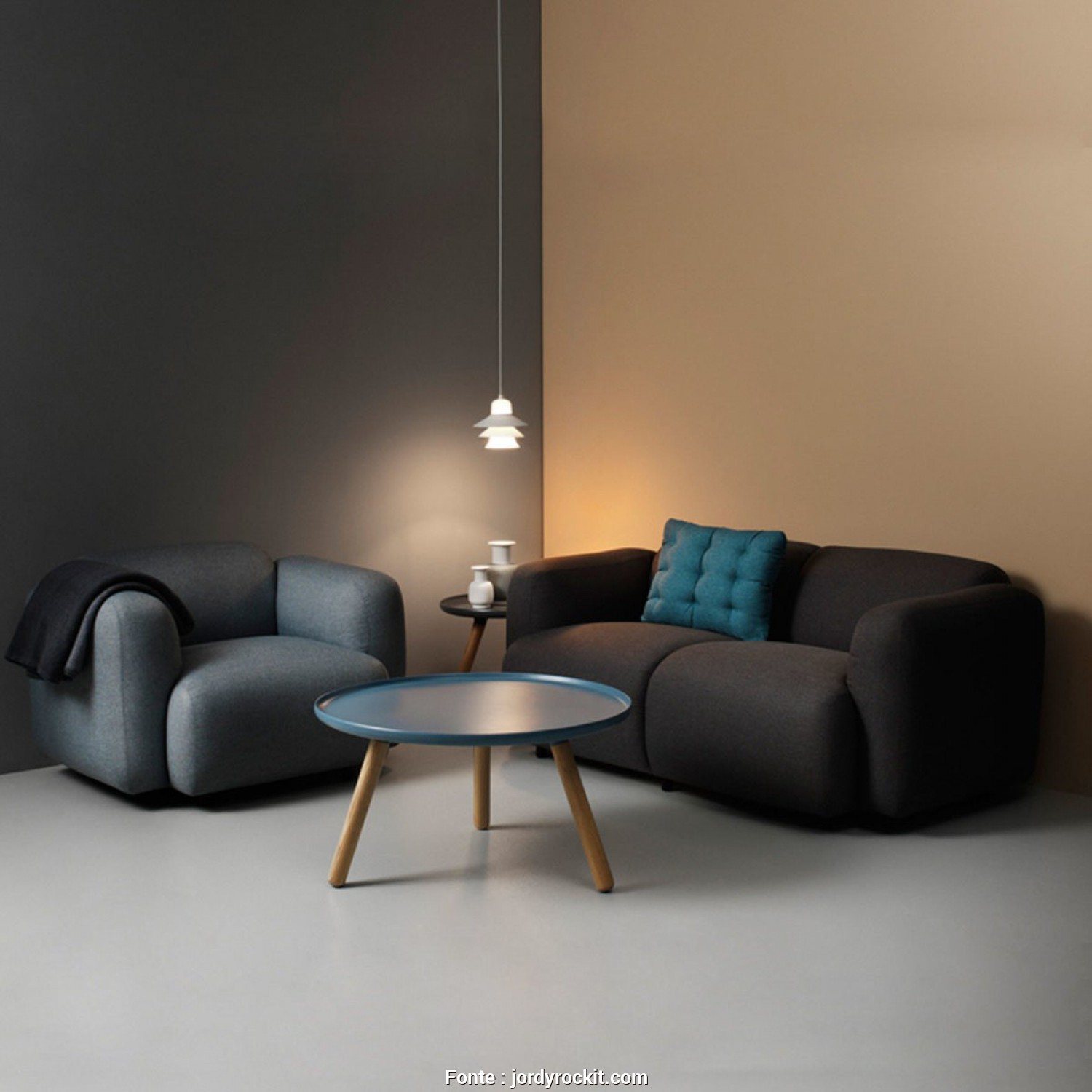 Divano Amazon 2 Posti, Semplice Divano Swell 2 Posti By Normann Copenhagen Lovethesign