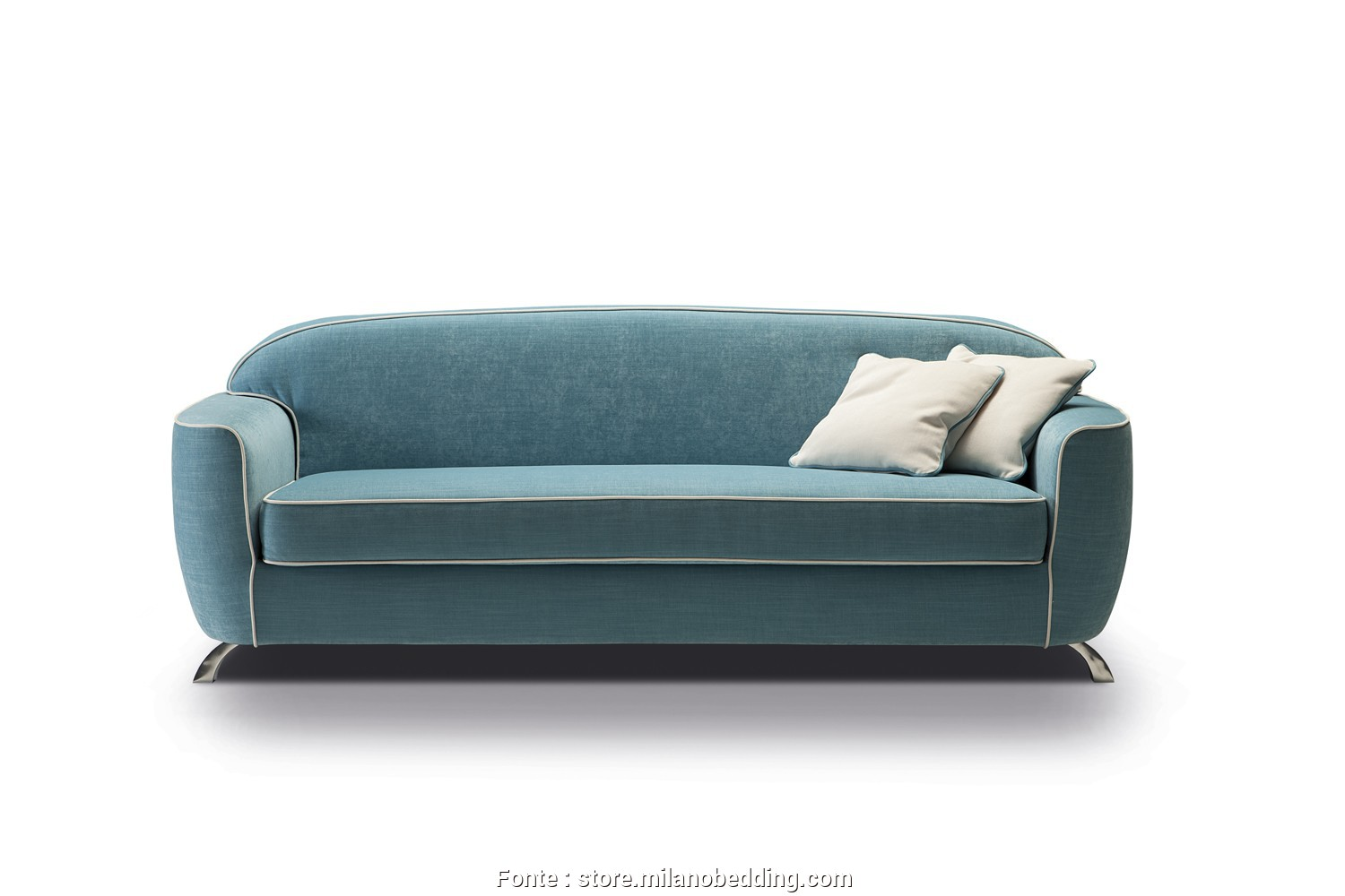 Divano Anni 50 Vintage, Stupefacente Charles Vintage Sofa With A, Style