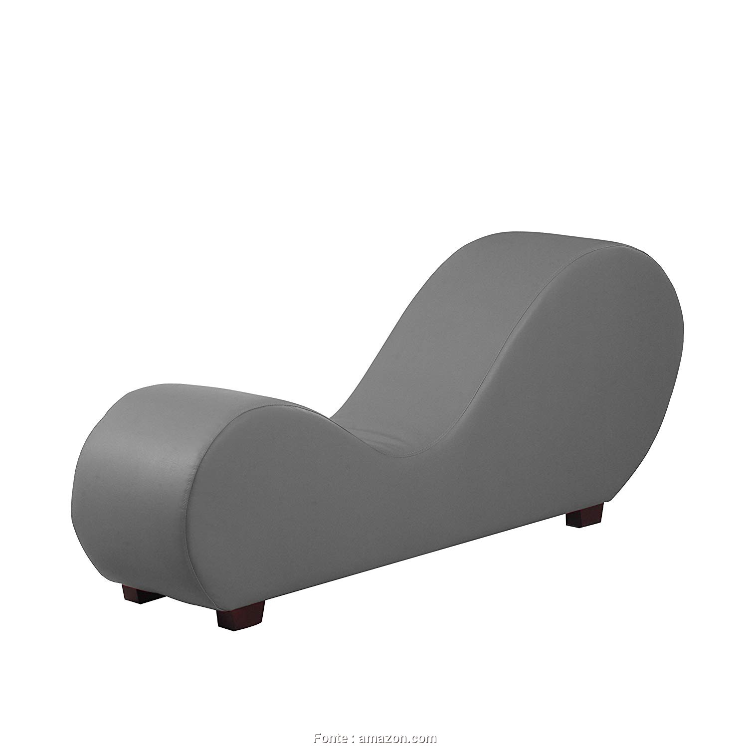Divano Chaise Longue Relax, Loveable Amazon.Com: Divano Roma Furniture Modern Bonded Leather Chaise Lounge Yoga Chair, Stretching, Relaxation (Grey): Kitchen & Dining