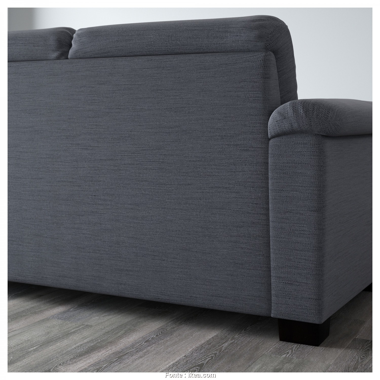 Divano Ikea Tidafors, Rustico IKEA TIDAFORS Corner Sofa With, Right, High Back Gives Good Support, Your Neck