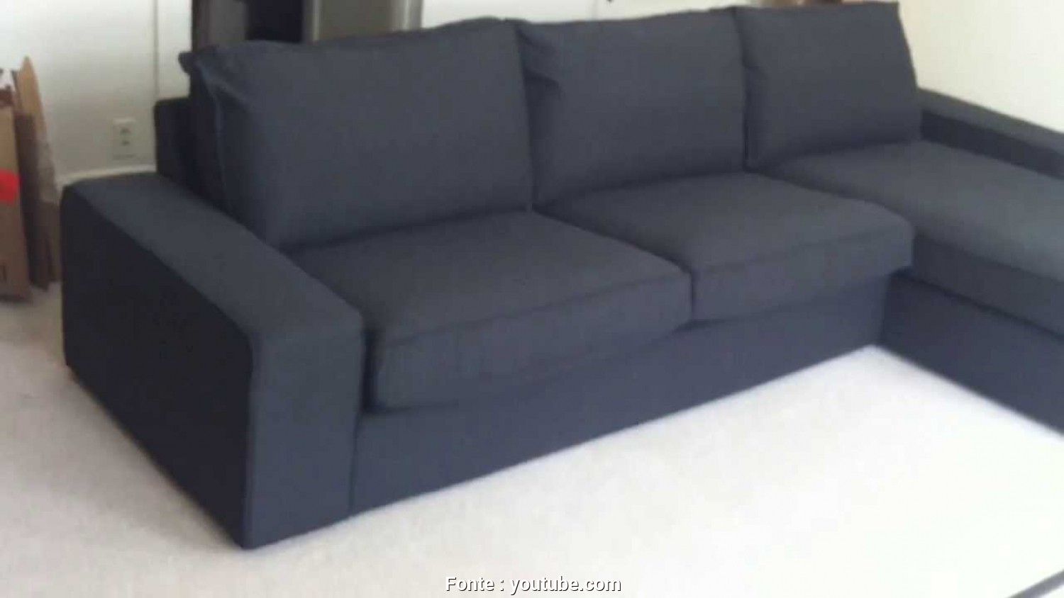 Divano Kivik Ikea Montaggio, Eccezionale Ikea Kivik Sofa Assembly Service Video In Upper Marlboro MD By Furniture Assembly Experts,, YouTube