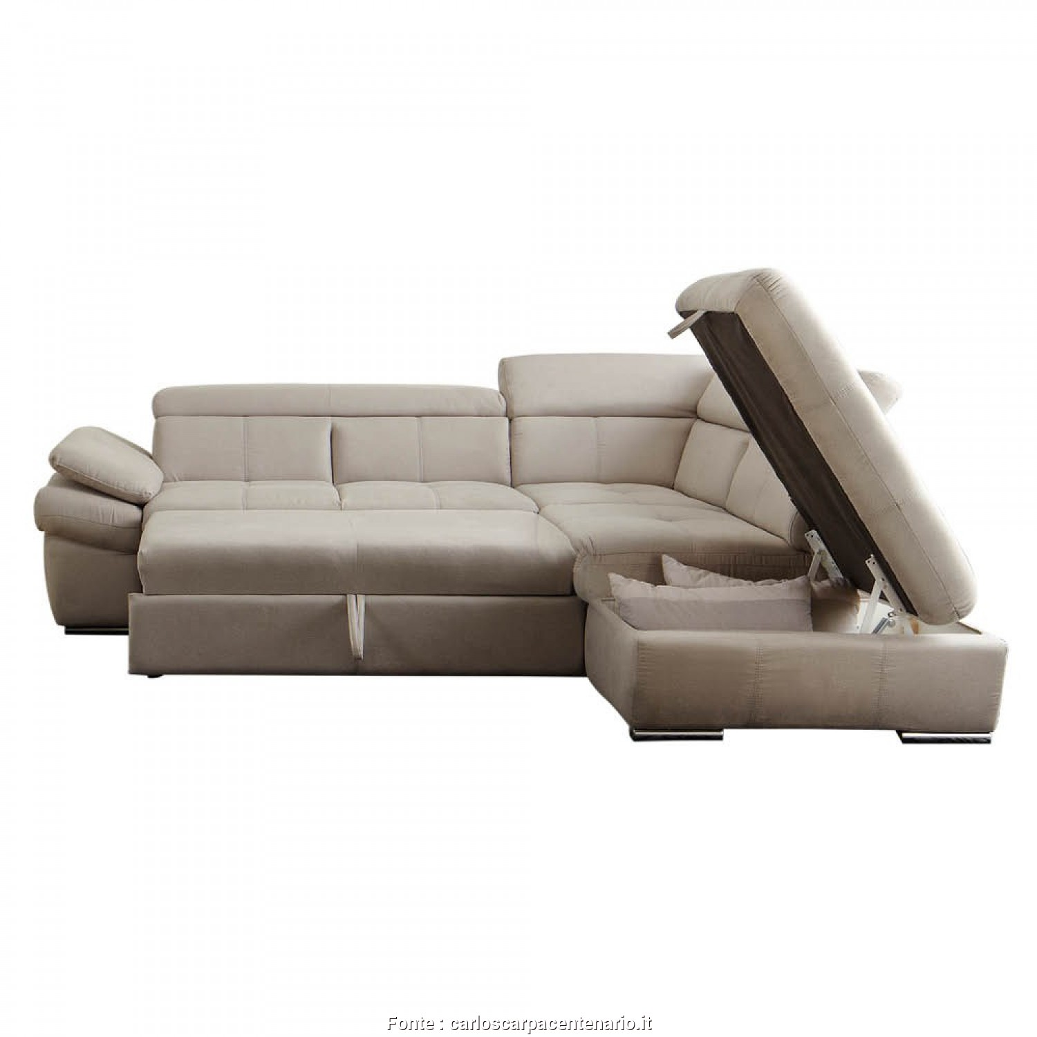 Divano Letto Angolare Online, Ideale Full Size Of Stunning ...