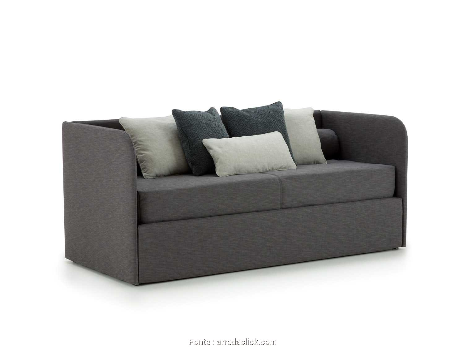 Divano Letto Singolo Outlet, Incredibile Birba Sofa Outlet