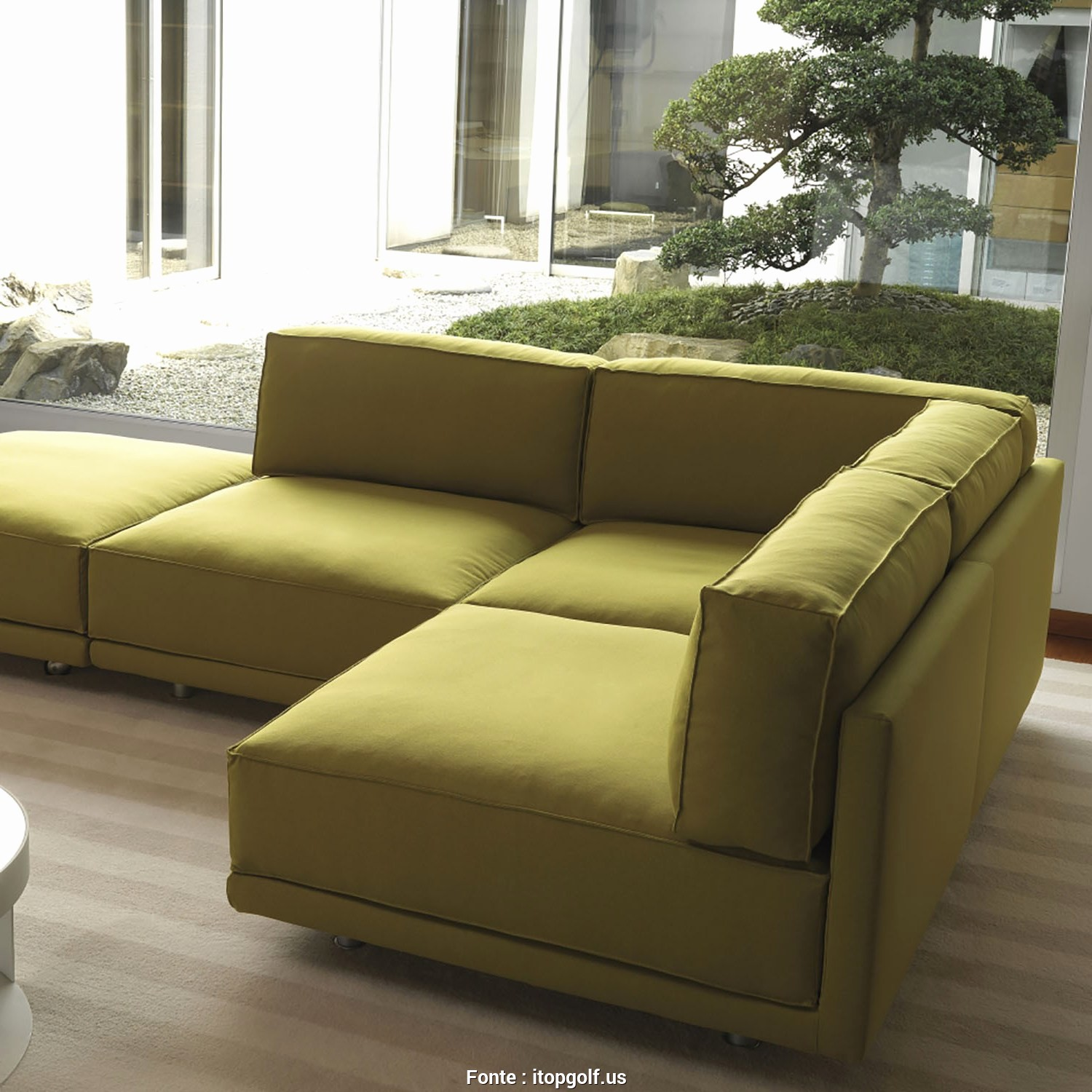 Ideale 5 Divano Poltrone Sofa Angolare - Keever For Congress