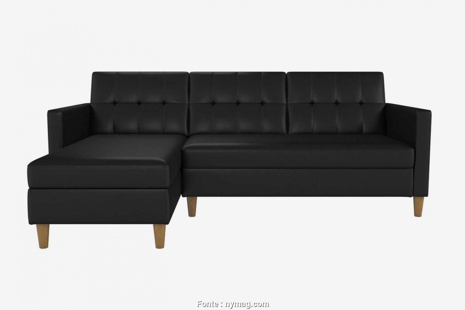 Futon Convertible 1 Place Ikea, Divertente Stigall Reversible Sleeper Sectional