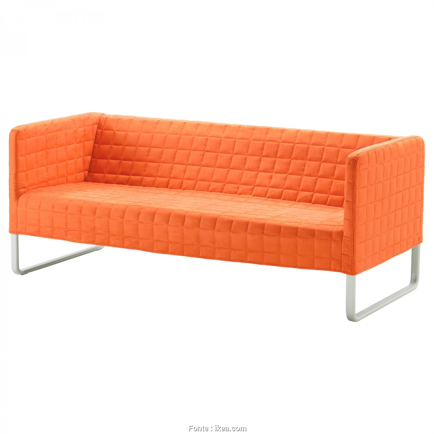 Futon Ikea Cadiz, Bello KNOPPARP Sofa, Orange
