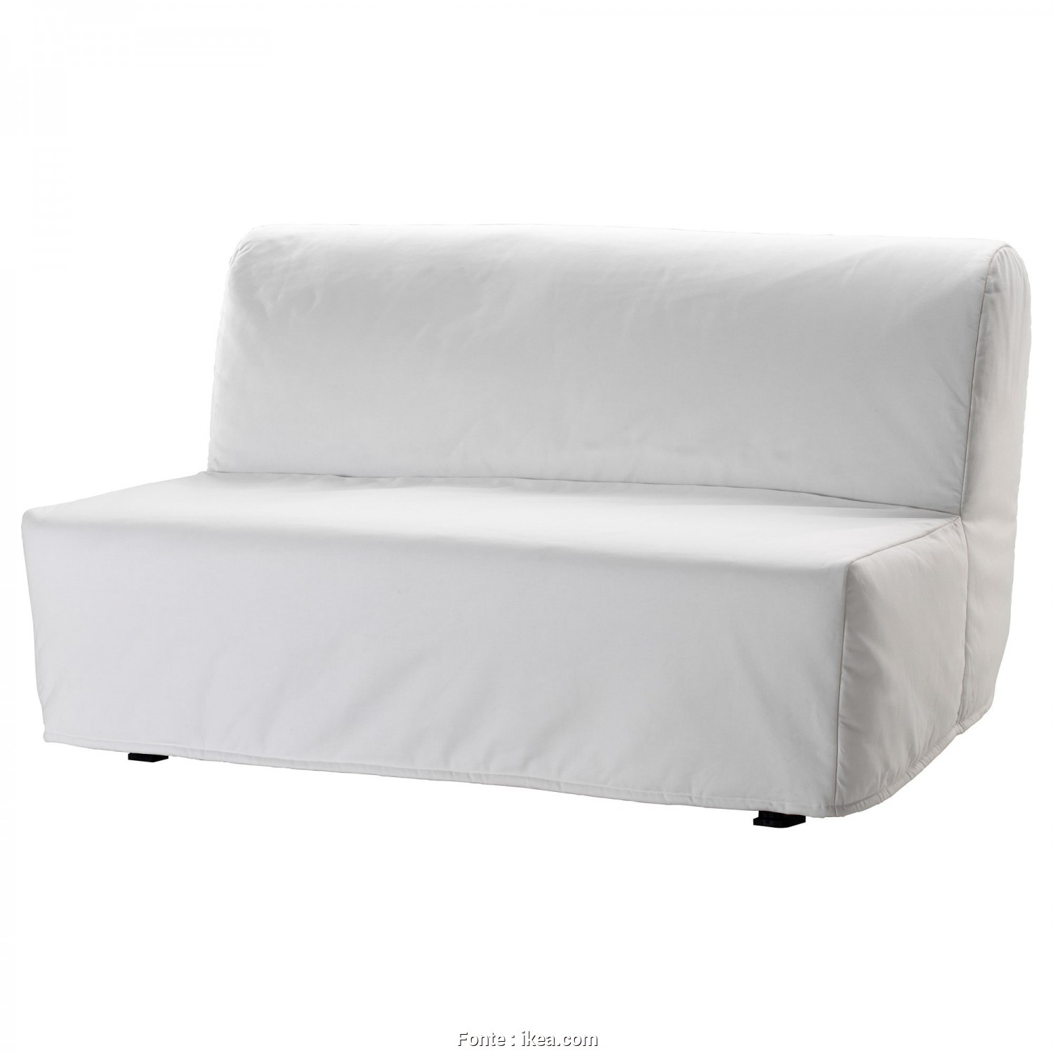 Futon Ikea Grankulla Prix, Originale IKEA LYCKSELE HÅVET Two-Seat Sofa-Bed Readily Converts Into A, Big Enough