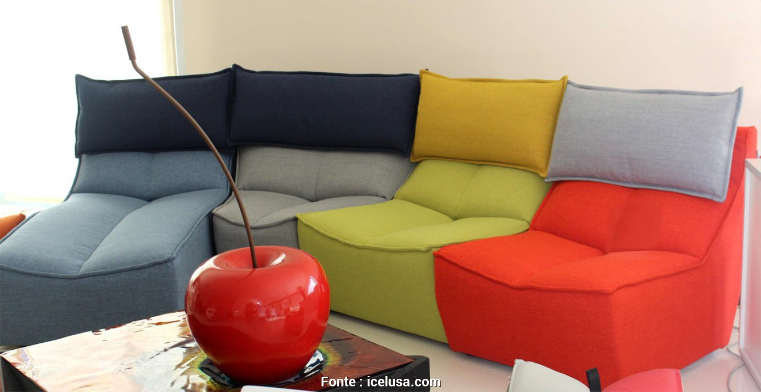 Incredibile 4 Hip, Sofa Calia Italia
