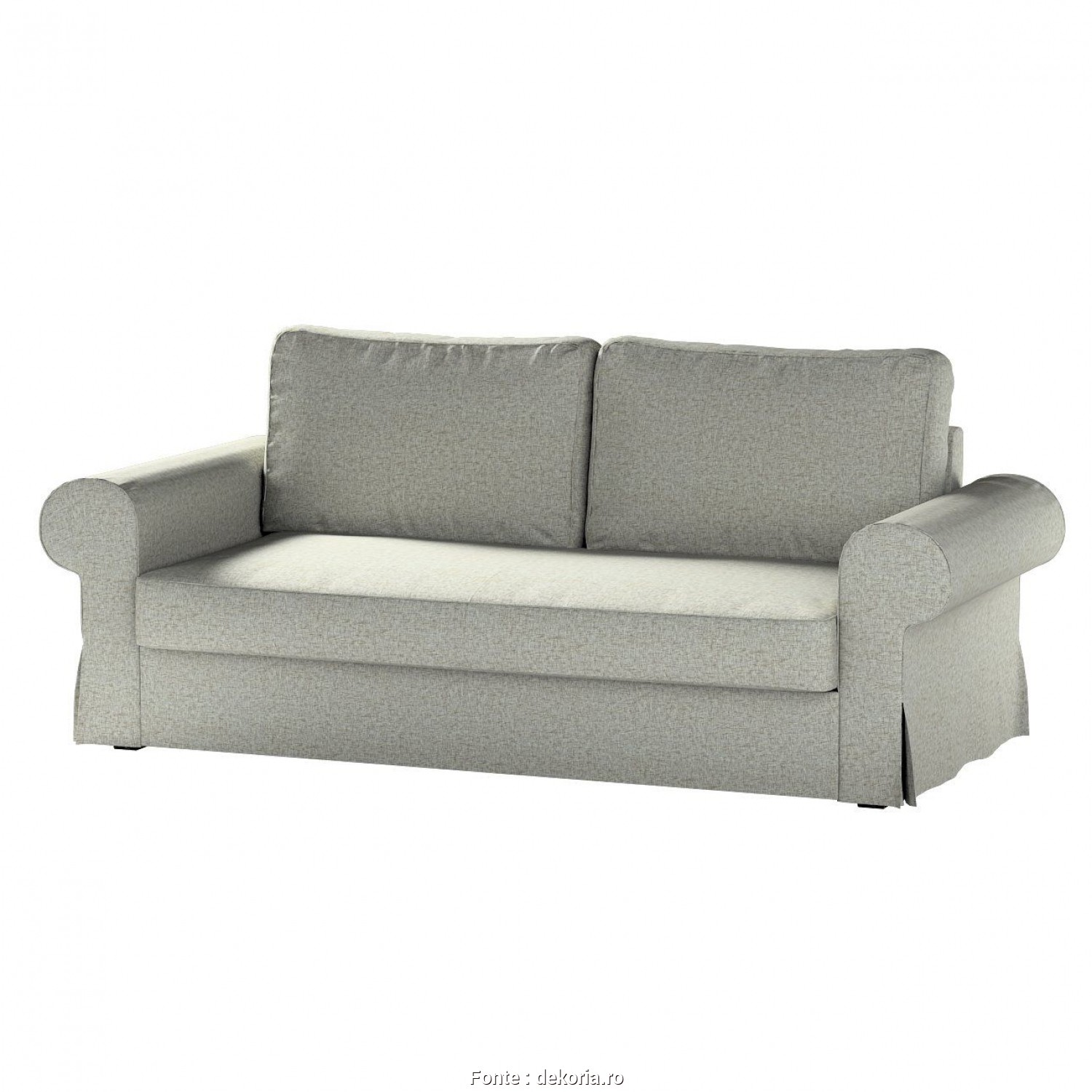 Husa Canapea Ikea Beddinge, Eccellente Backabro 3-Seat Sofa, Cover In Collection Sufragerie, Fabric: 106-96