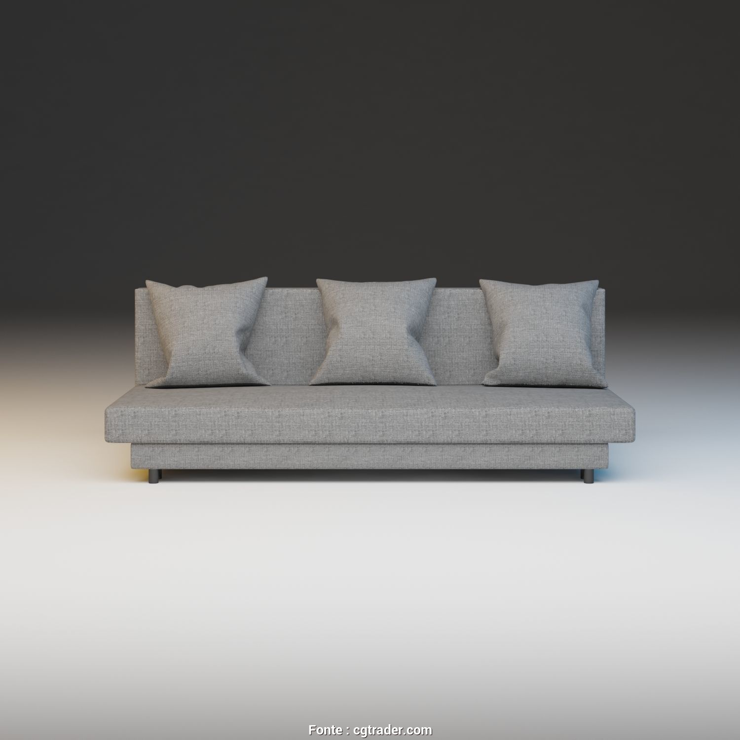 Ikea Asarum Sofa, Review, Originale ... Ikea, Asarum Sofa 3D Model, Obj, 3Ds, 3