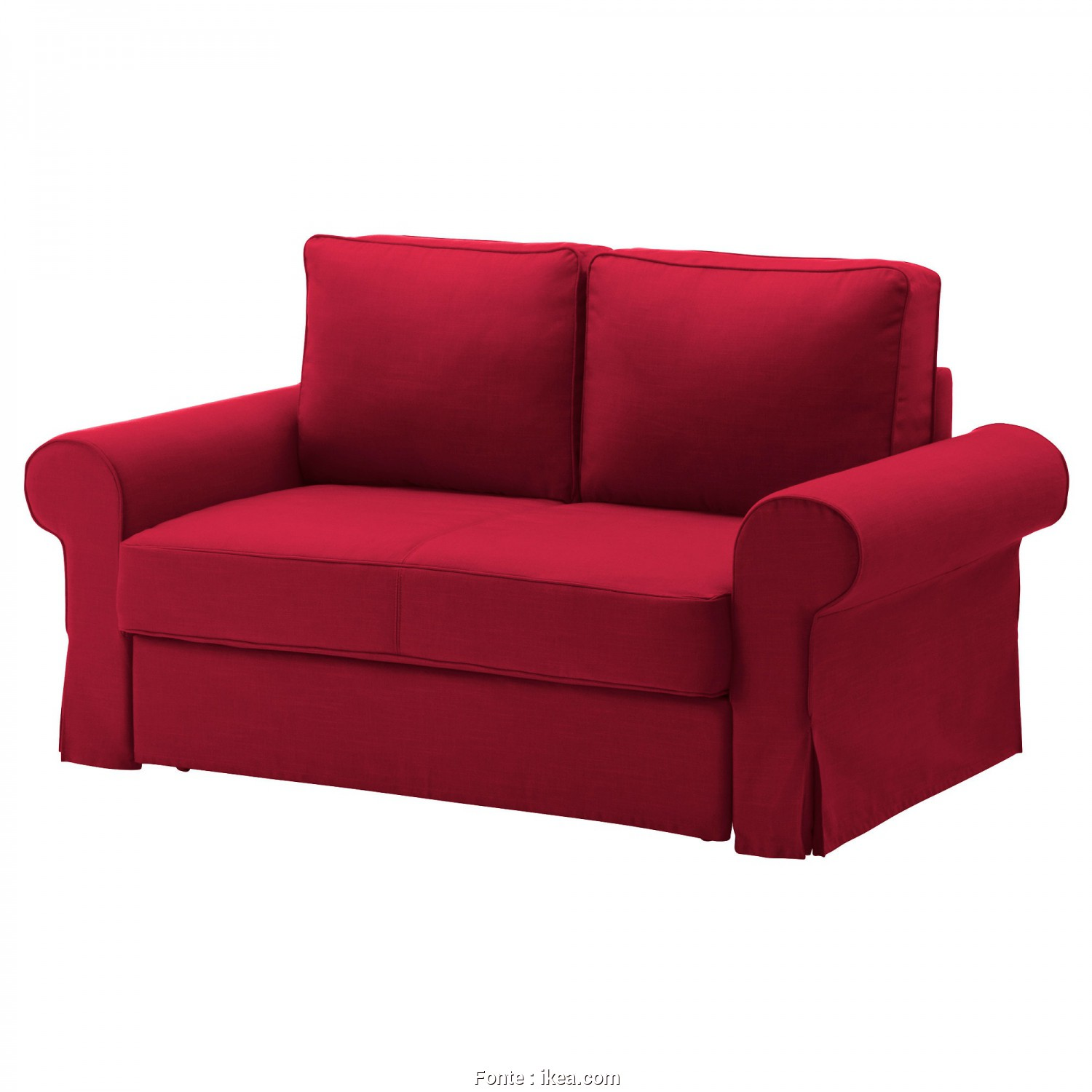 Ikea Backabro 2 Sitzer, A Buon Mercato BACKABRO 2Er-Bettsofa, Nordvalla Rot