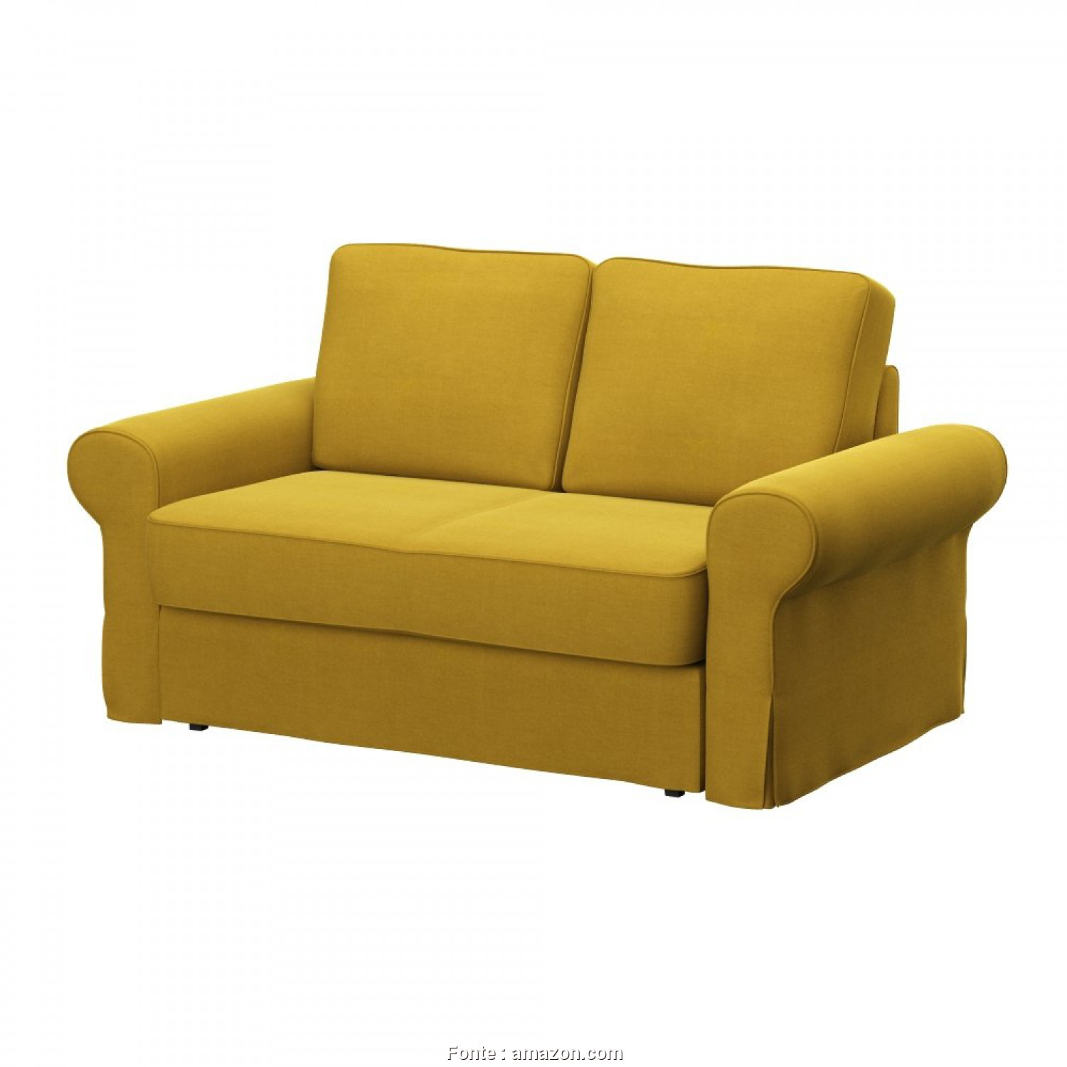 Ikea Backabro Bsogest 3, Superiore Amazon.Com: Soferia, Replacement Cover, IKEA BACKABRO 2-Seat Sofa-Bed, Elegance Dark Yellow: Home & Kitchen