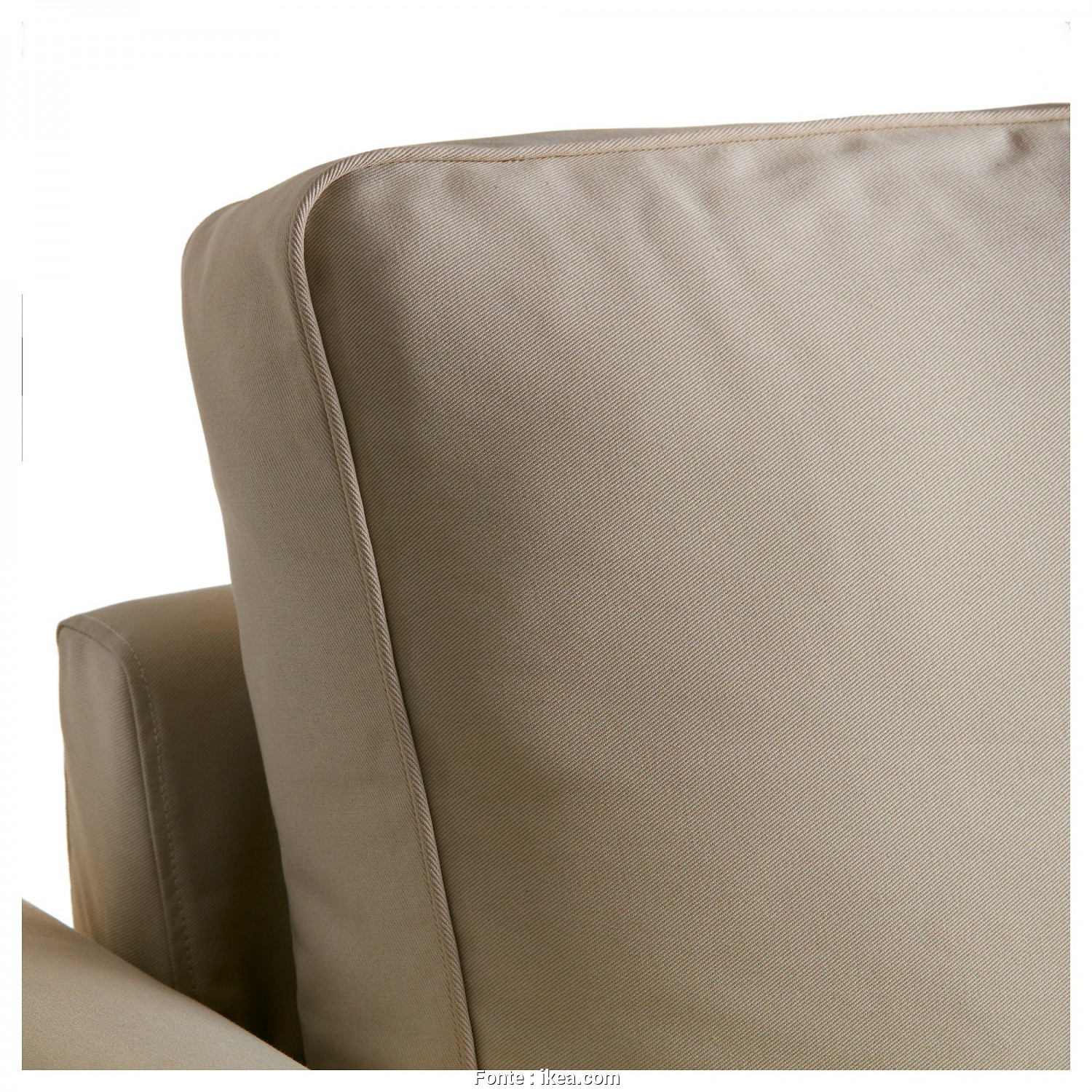 Ikea Backabro Kılıf, Superiore BACKABRO Two-Seat Sofa-Bed Cover Ramna Beige, IKEA