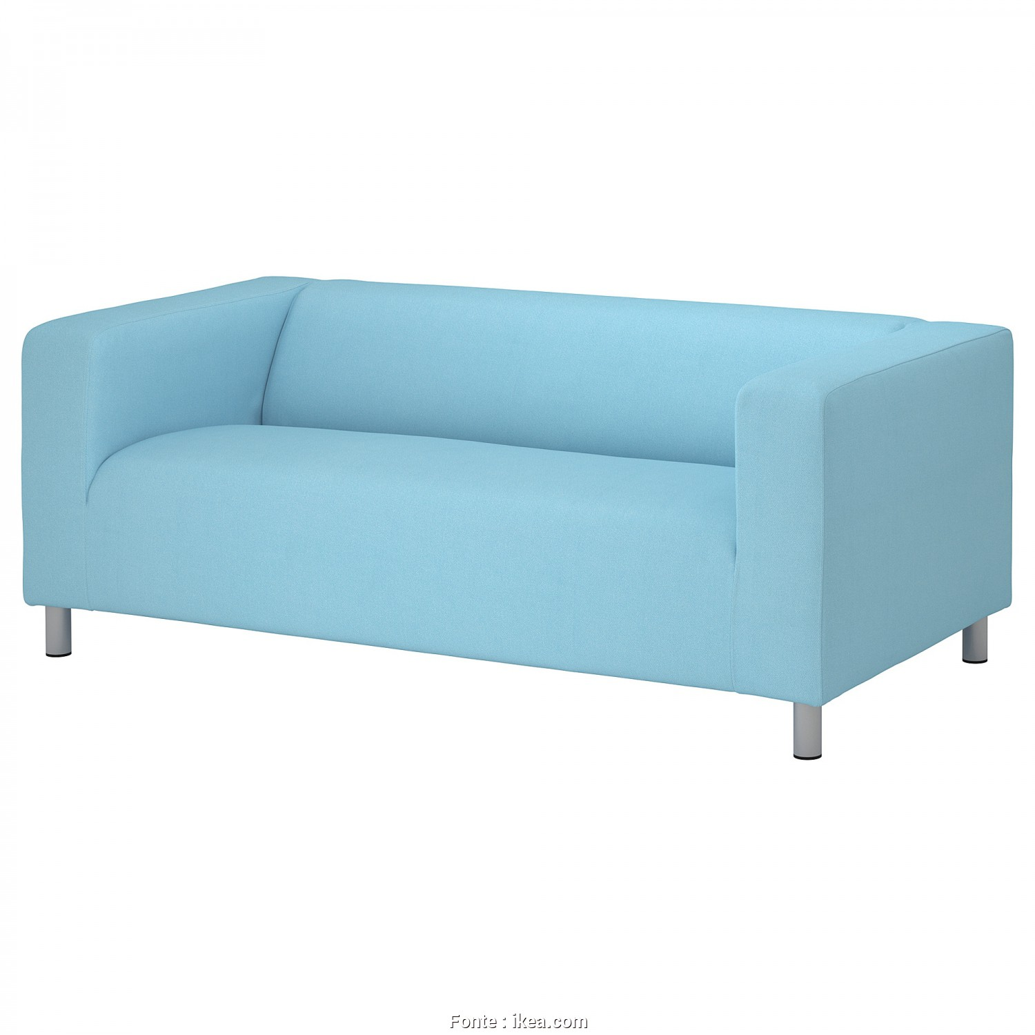 Ikea Klippan 2 Seater, Esclusivo IKEA KLIPPAN 2-Seat Sofa, Cover Is Easy To Keep Clean Since It Is