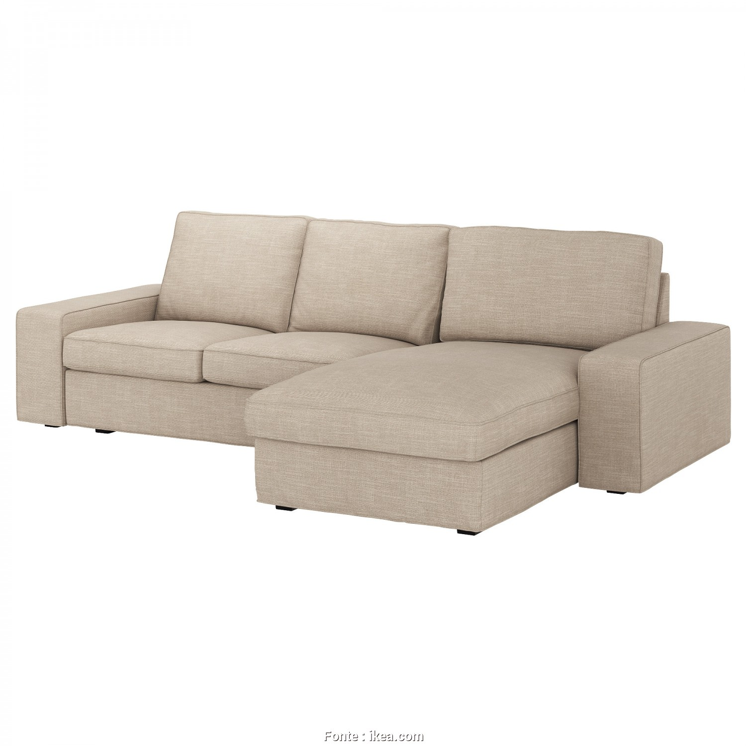 Ikea Klippan 3 Seater Sofa Dimensions, Bellissima IKEA KIVIK 3-Seat Sofa 10 Year Guarantee. Read About, Terms In The