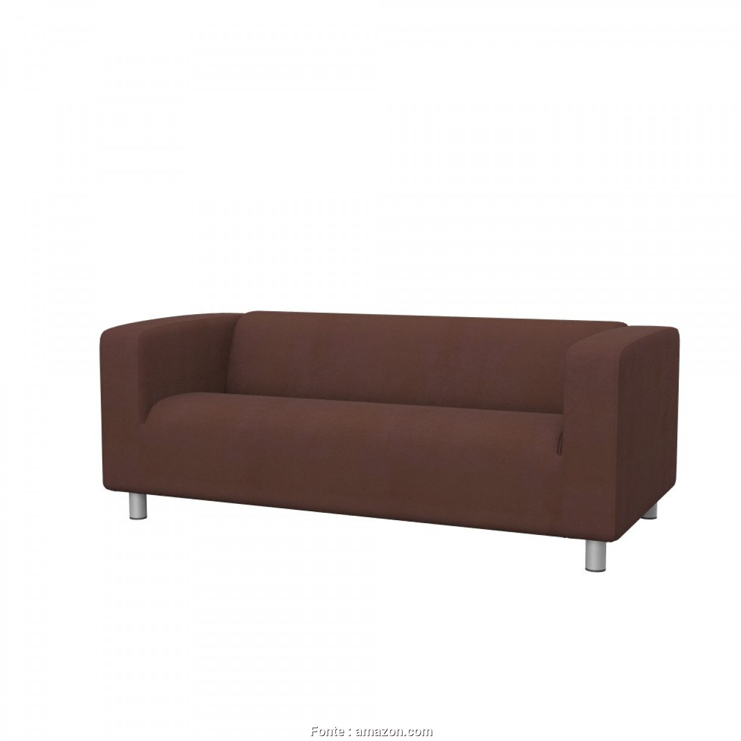 Ikea Klippan Leather Cover, Divertente Amazon.Com: Soferia, Replacement Cover, IKEA KLIPPAN 2-Seat Sofa,, Leather Bronze: Home & Kitchen