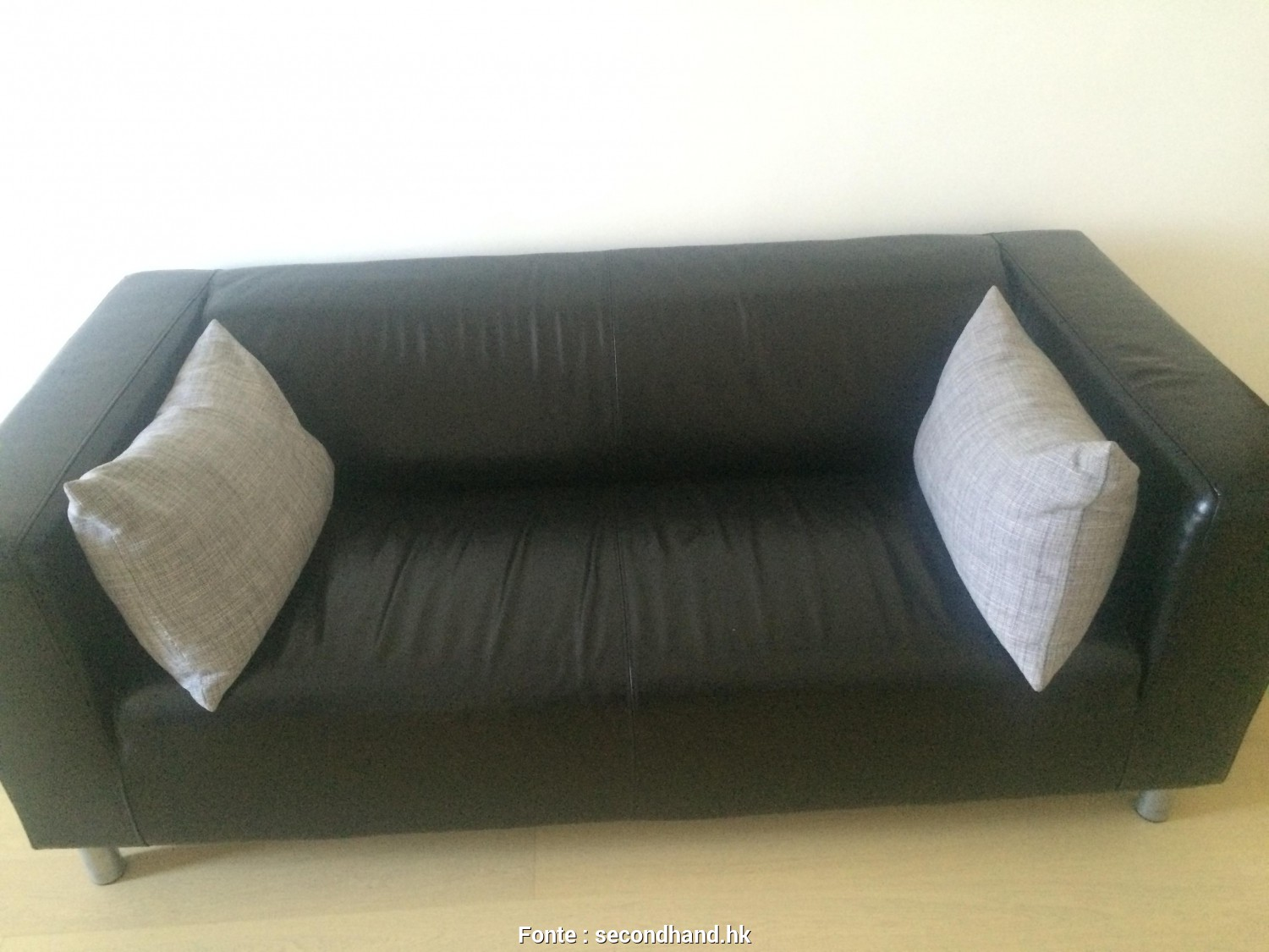 Ikea Klippan Sofa, Sale, Bella Leather Sofa, Sale. Good As, ( Ikea/Klippan), Mercado.Mx