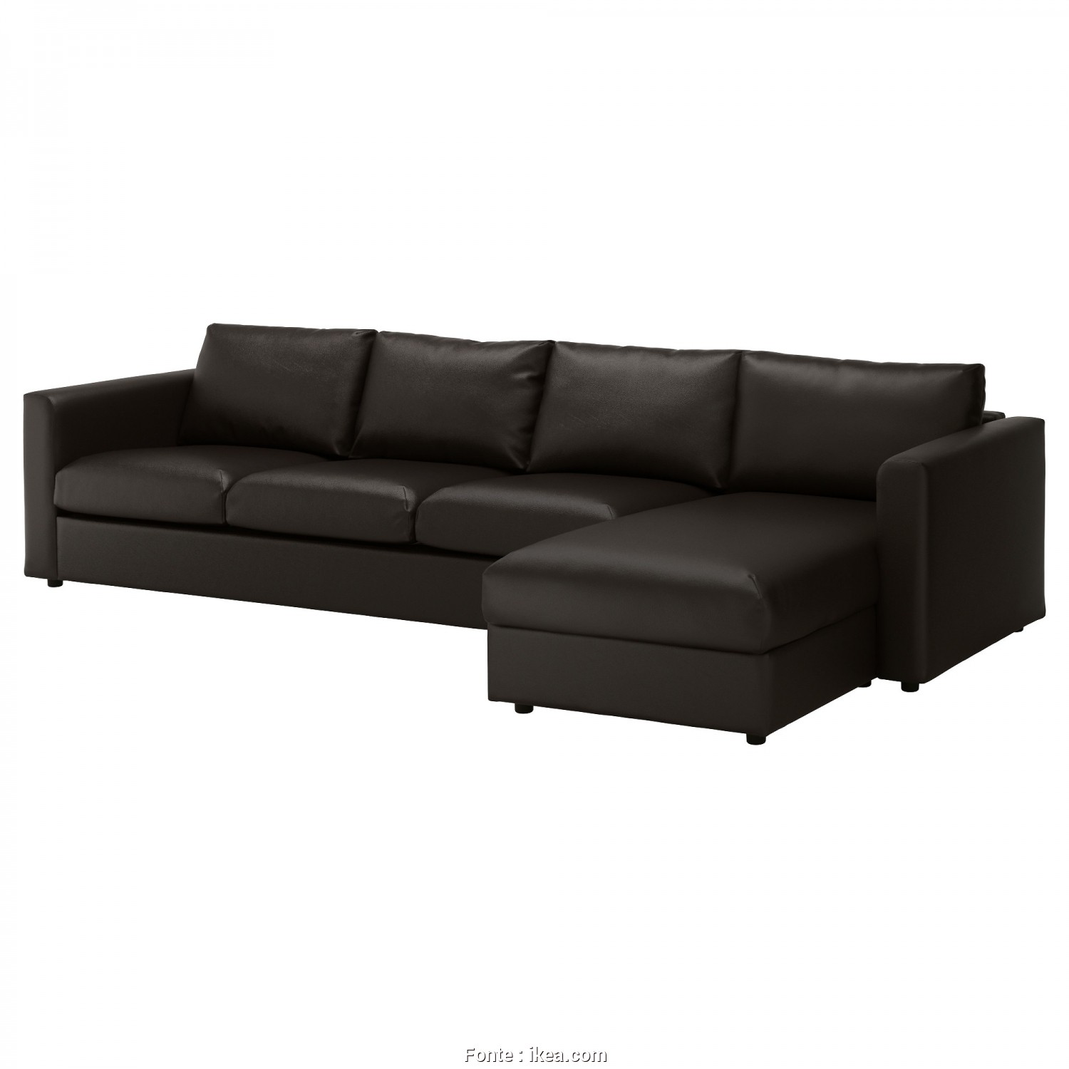 Ikea Klippan Wymiary, Bellissimo IKEA VIMLE 4-Seat Sofa, Cover Is Easy To Keep Clean As It Can
