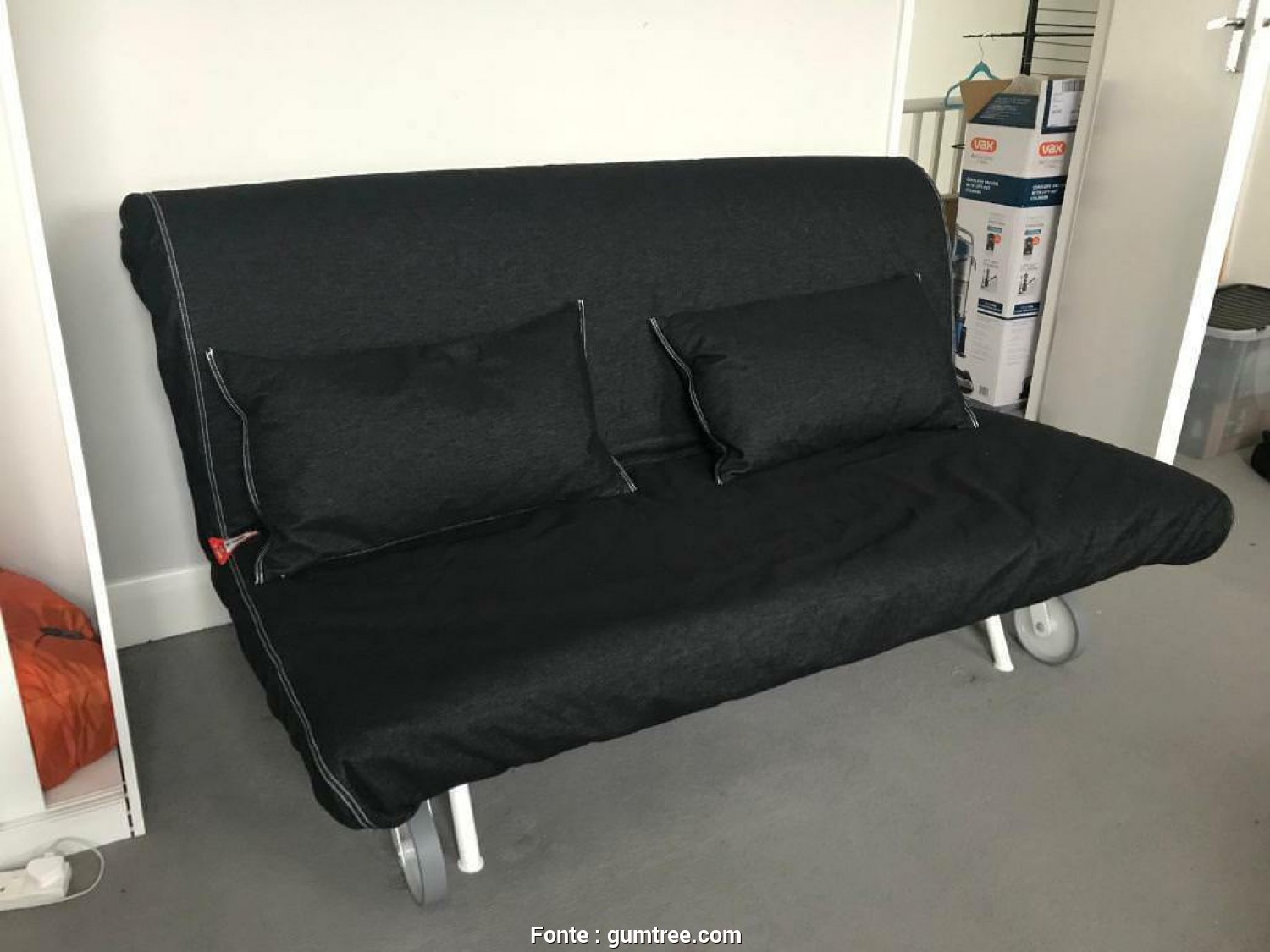 Ikea Lycksele Futon Instructions, Deale IKEA PS Sofa Bed, In Hammersmith, London, Gumtree