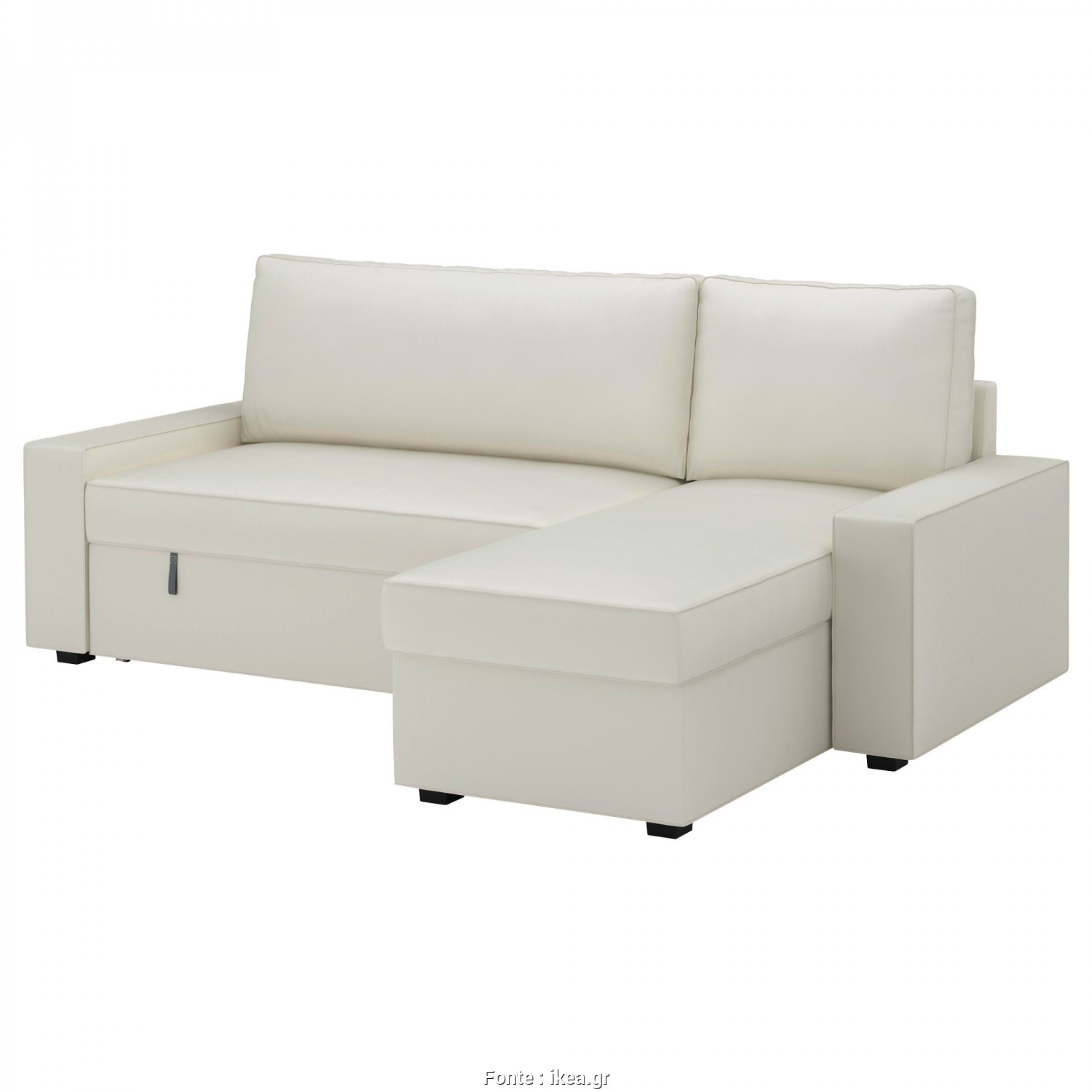 Ikea Vilasund 2Er, Amabile VILASUND Frame Sofa-Bed With Chaise Longue