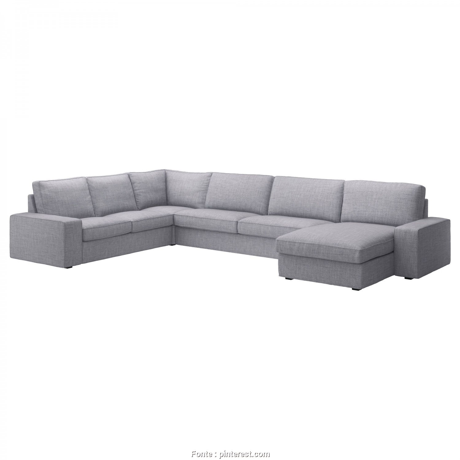 Kivik 3 Posti Beige, Eccezionale IKEA, KIVIK, Corner Sofa 2+3/3+2, Chaise, Isunda Gray, , 10-Year Limited Warrranty. Read About, Terms In, Limited Warranty Brochure