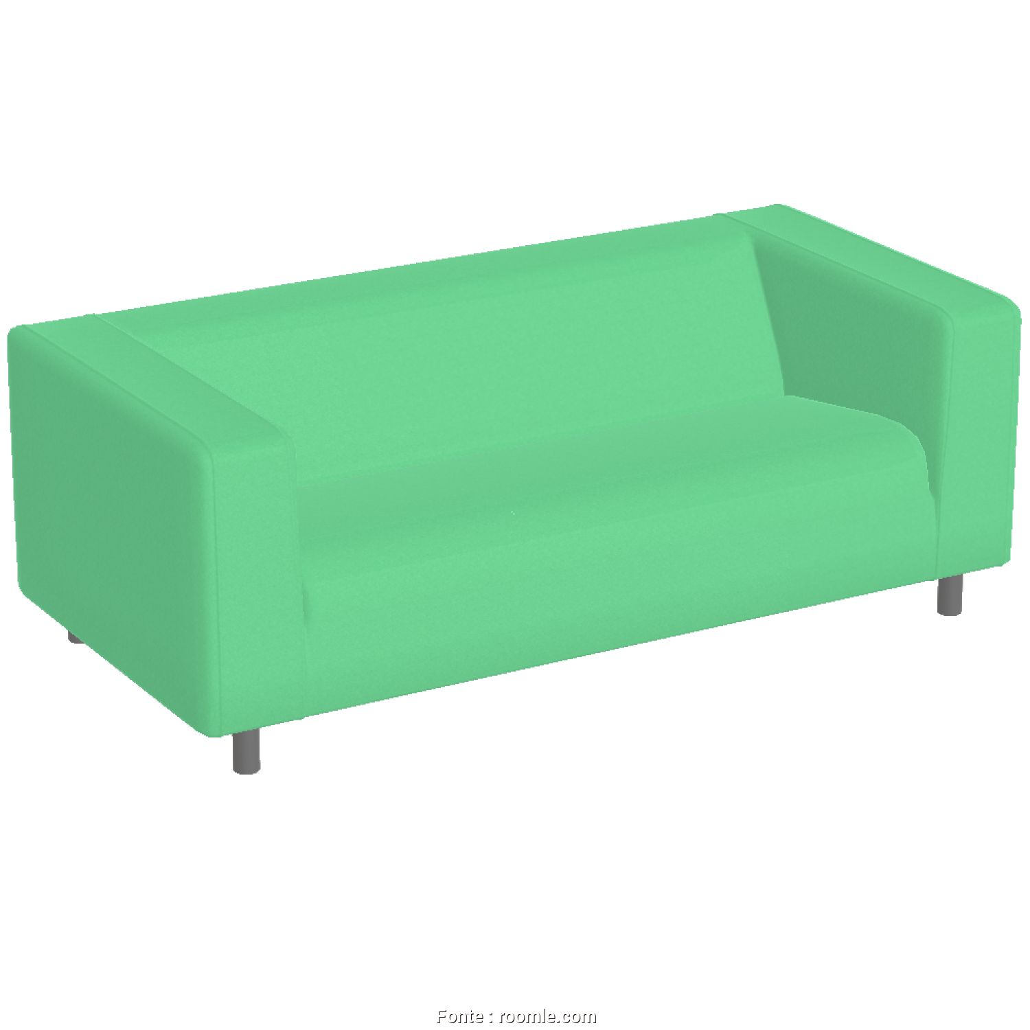 Klippan Ikea.De, Modesto Preview Of Klippan Sofa Green