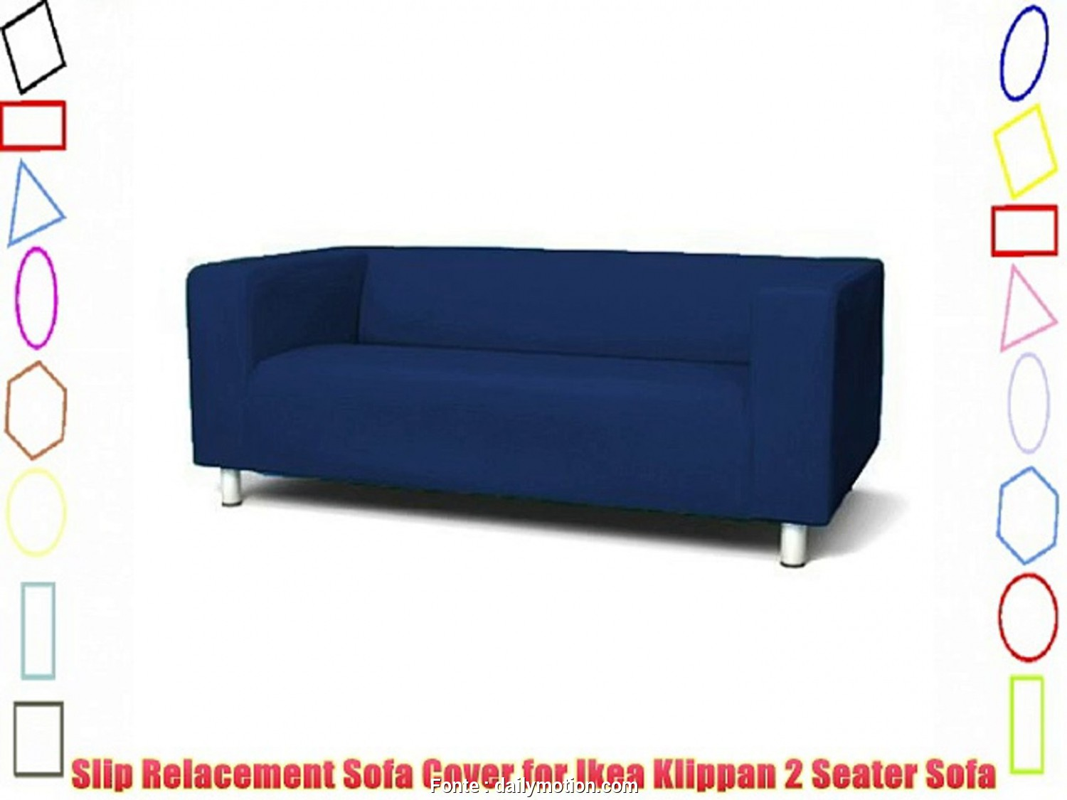 Klippan Ikea Indonesia, Bellissimo Sofa Slip Replacement Cover, Ikea Klippan 2 Seater Sofa In Royal Blue With Velcro Secure, Video Dailymotion