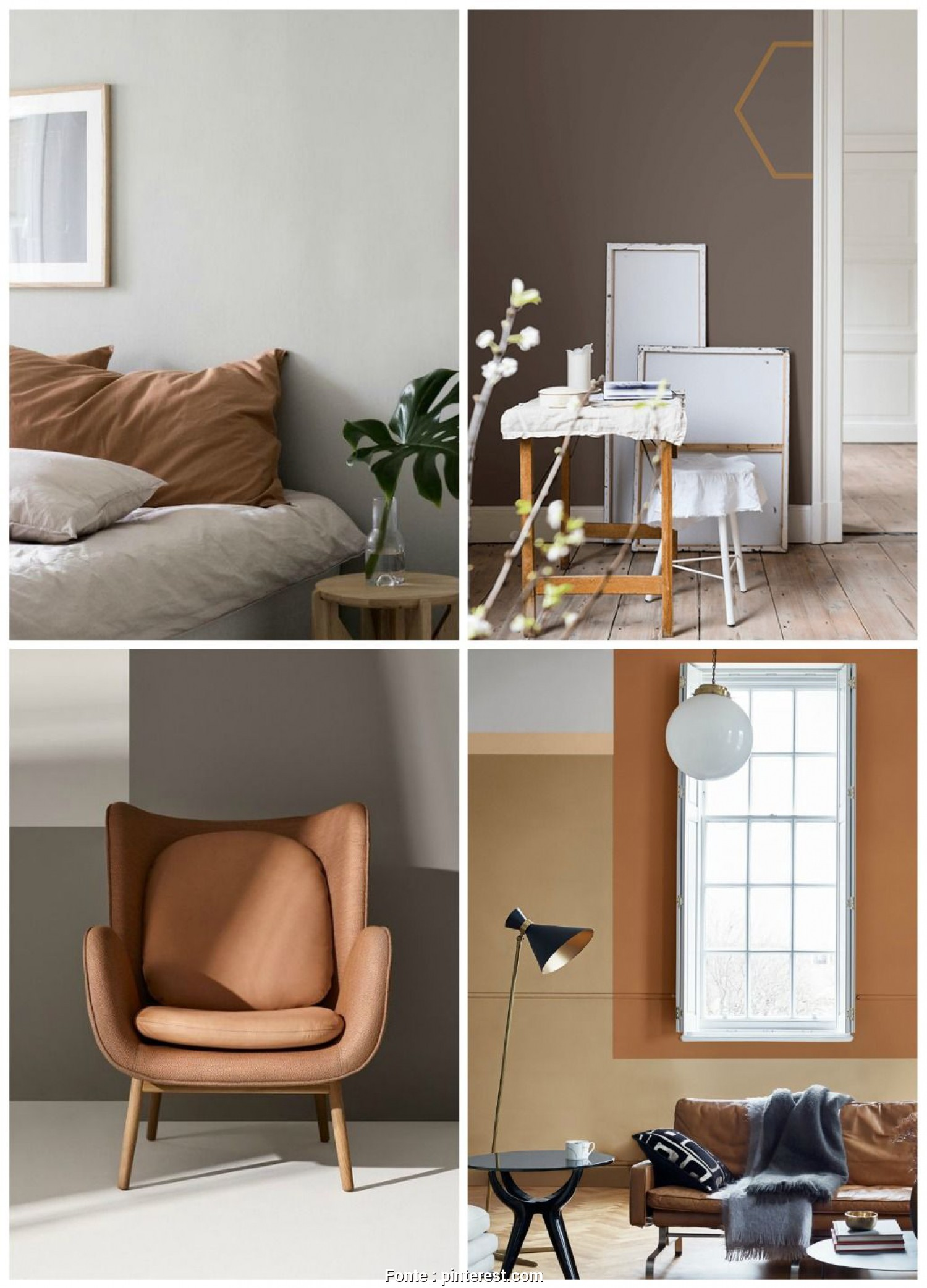 La Tazzina, Pinterest, Rustico Color Futures 2019: Spiced Honey, La Tazzina Blu, Colors